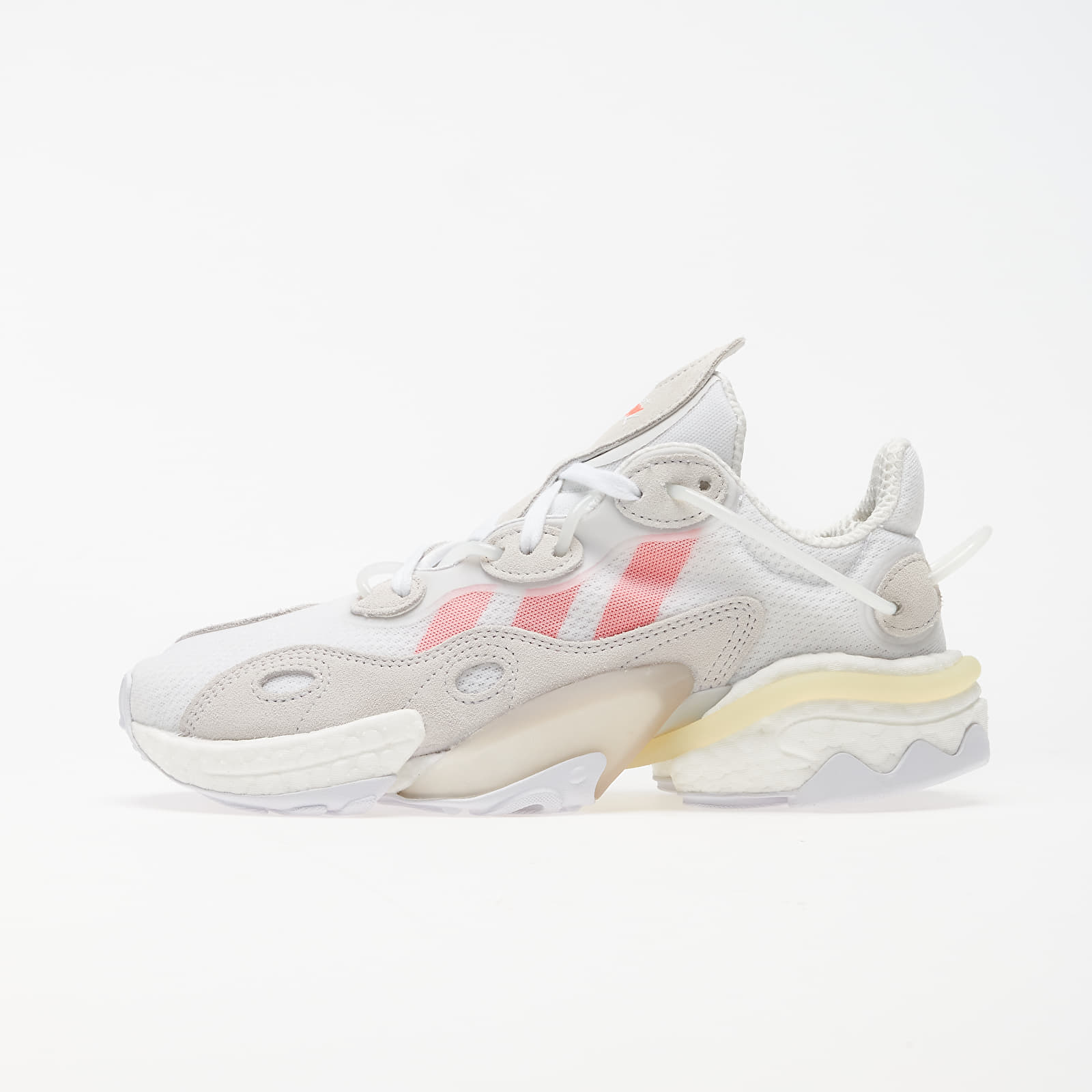 Women's shoes adidas Torsion X W Ftw White/ Solid Red/ Crystal White