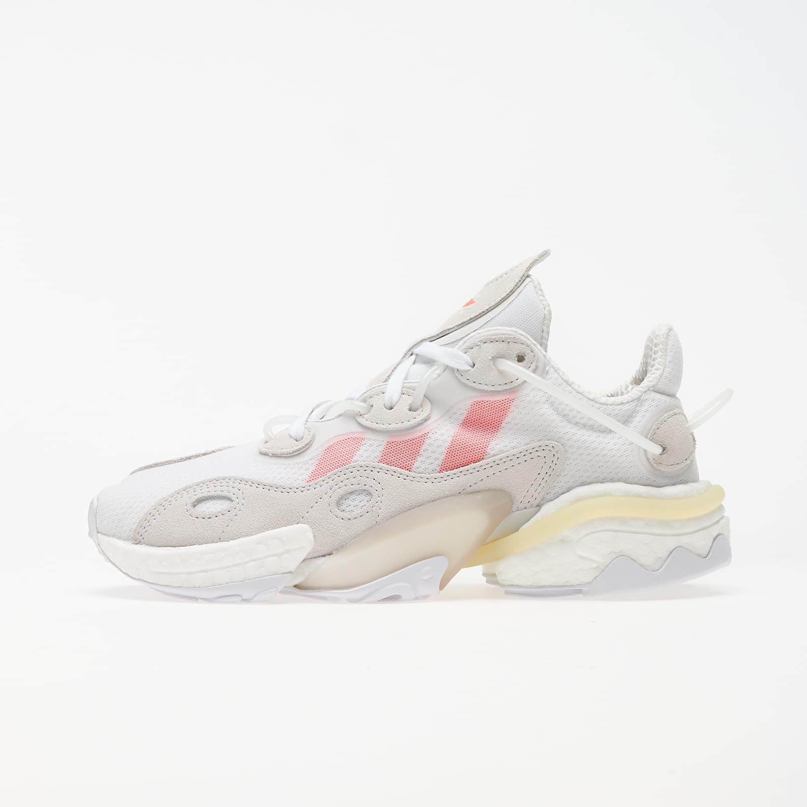 Scarpe e sneaker da donna adidas Torsion X W Ftw White/ Solid Red/ Crystal White