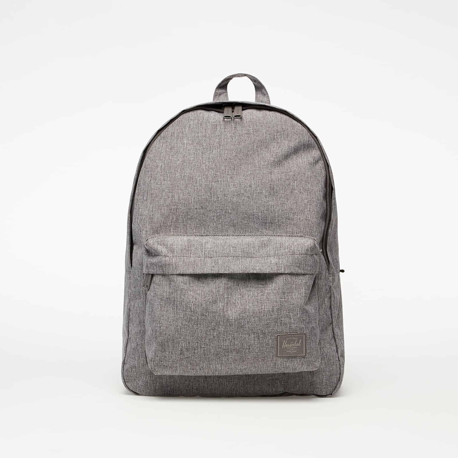Backpacks Herschel Supply Co. Classic Backpack Raven Crosshatch