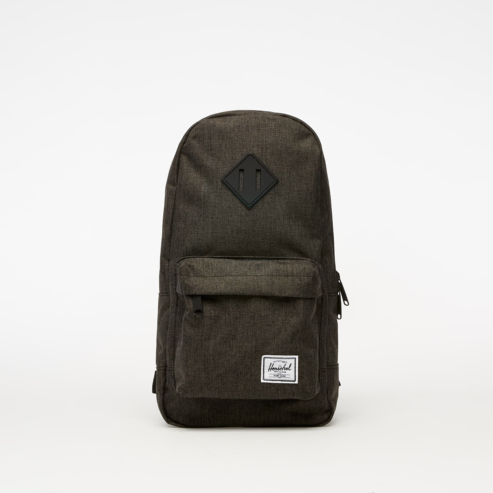Bags Herschel Supply Co. Heritage Shoulder Bag Black Crosshatch