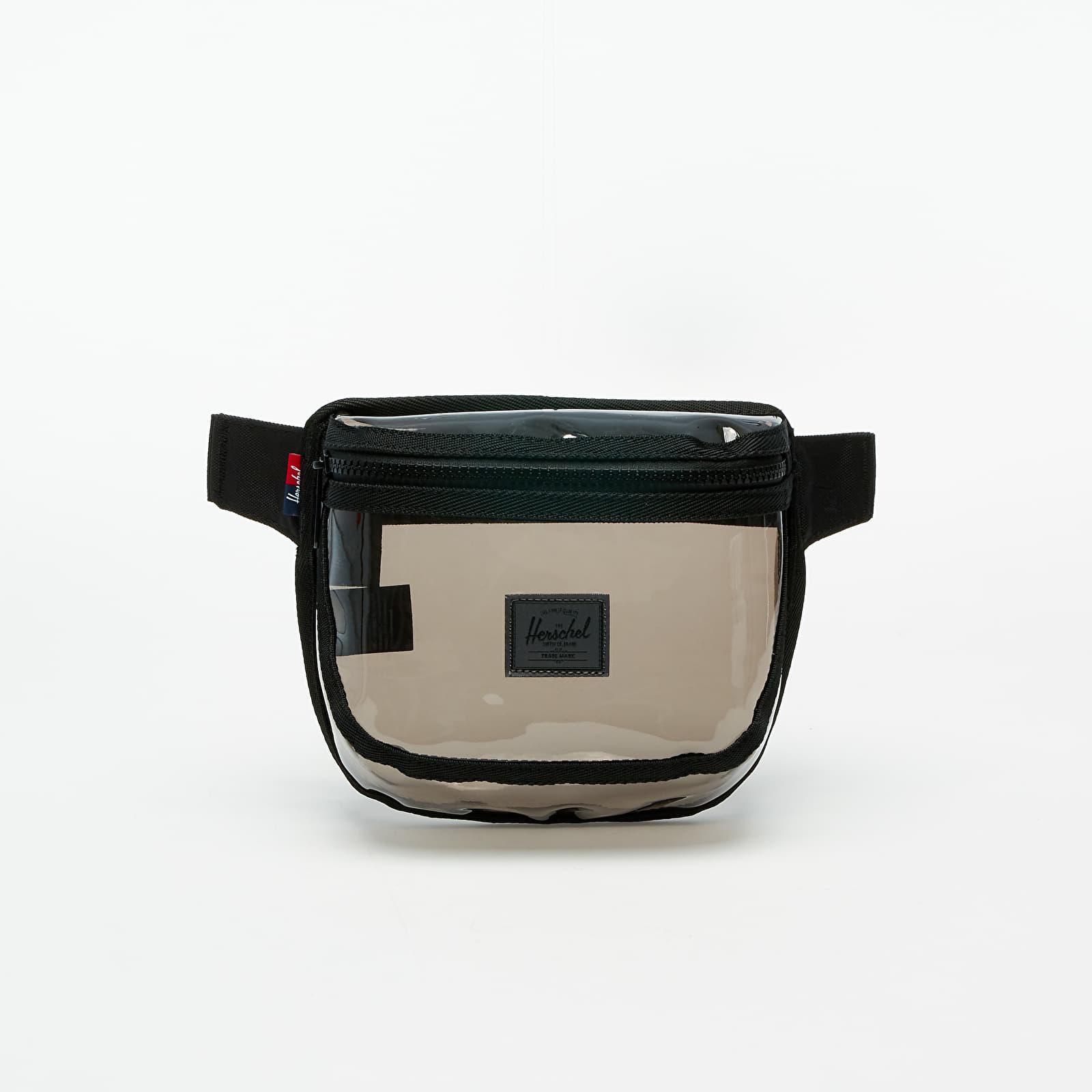 Waist bags Herschel Supply Co. Fifteen Clear Bag Black Smoke