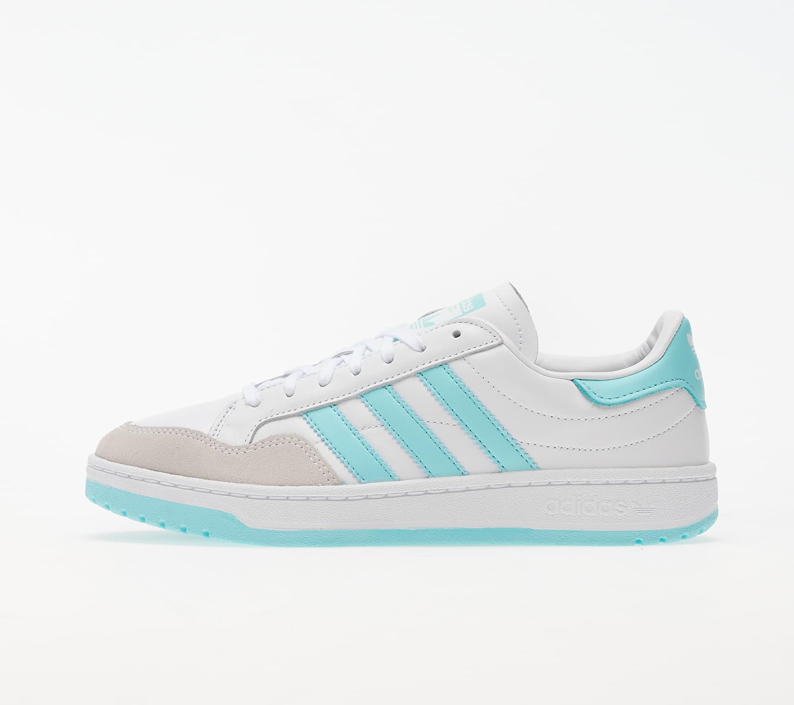 adidas Team Court W Ftw White/ Clear Aqua/ Core Black EUR 36