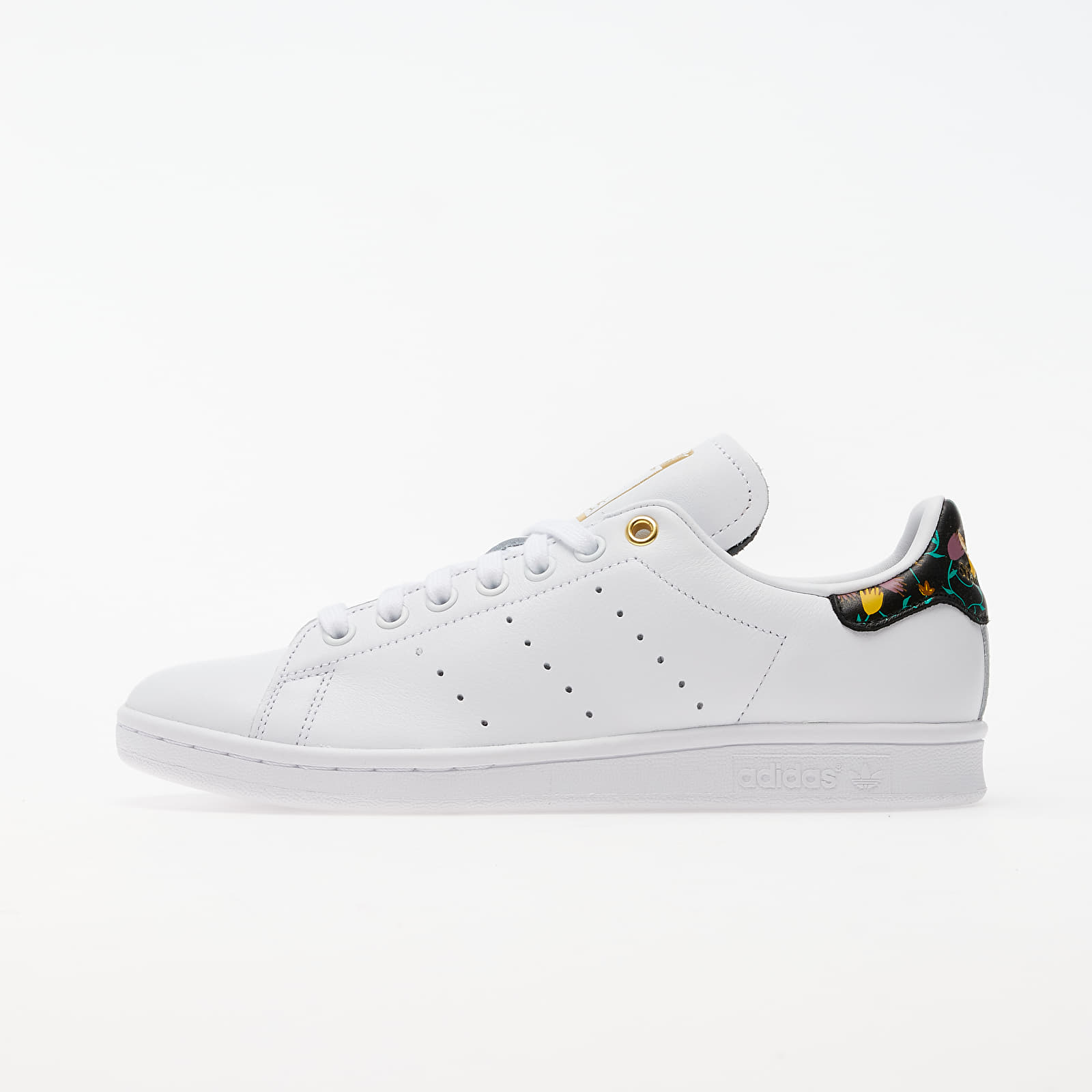 Zapatillas mujer adidas Stan Smith W Ftw White/ Core Black/ Gold Metalic