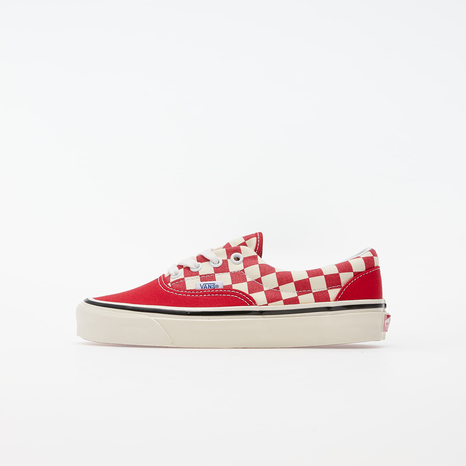Men's shoes Vans Era 95 DX Og Red/ Og White/ Checkerboard