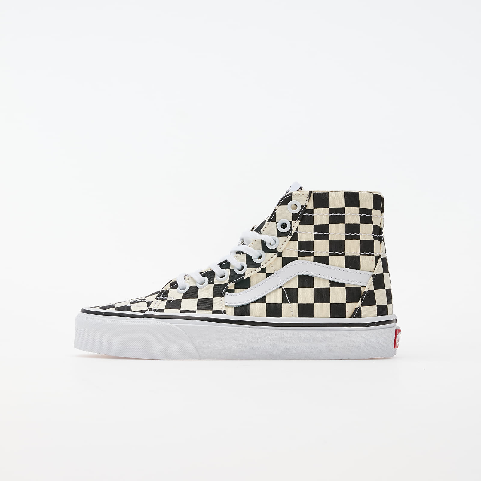 Men's shoes Vans Sk8-Hi Tapered (Checkerboard) Black/ True White