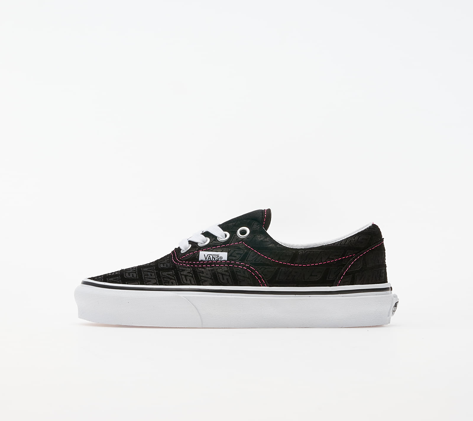 Vans Era (Vans Emboss) Black/ True White EUR 35