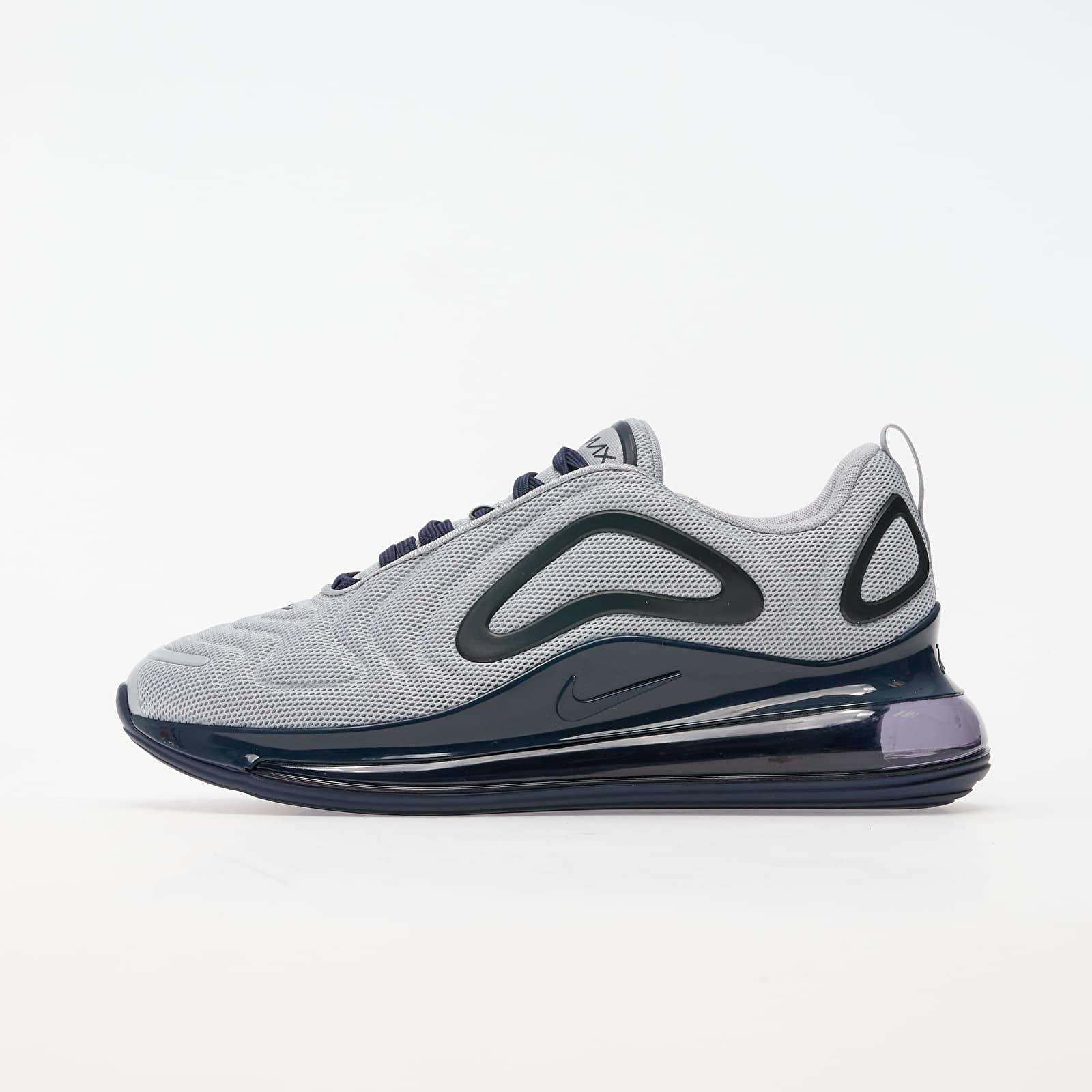 Männer Nike Air Max 720 Wolf Grey/ Obsidian