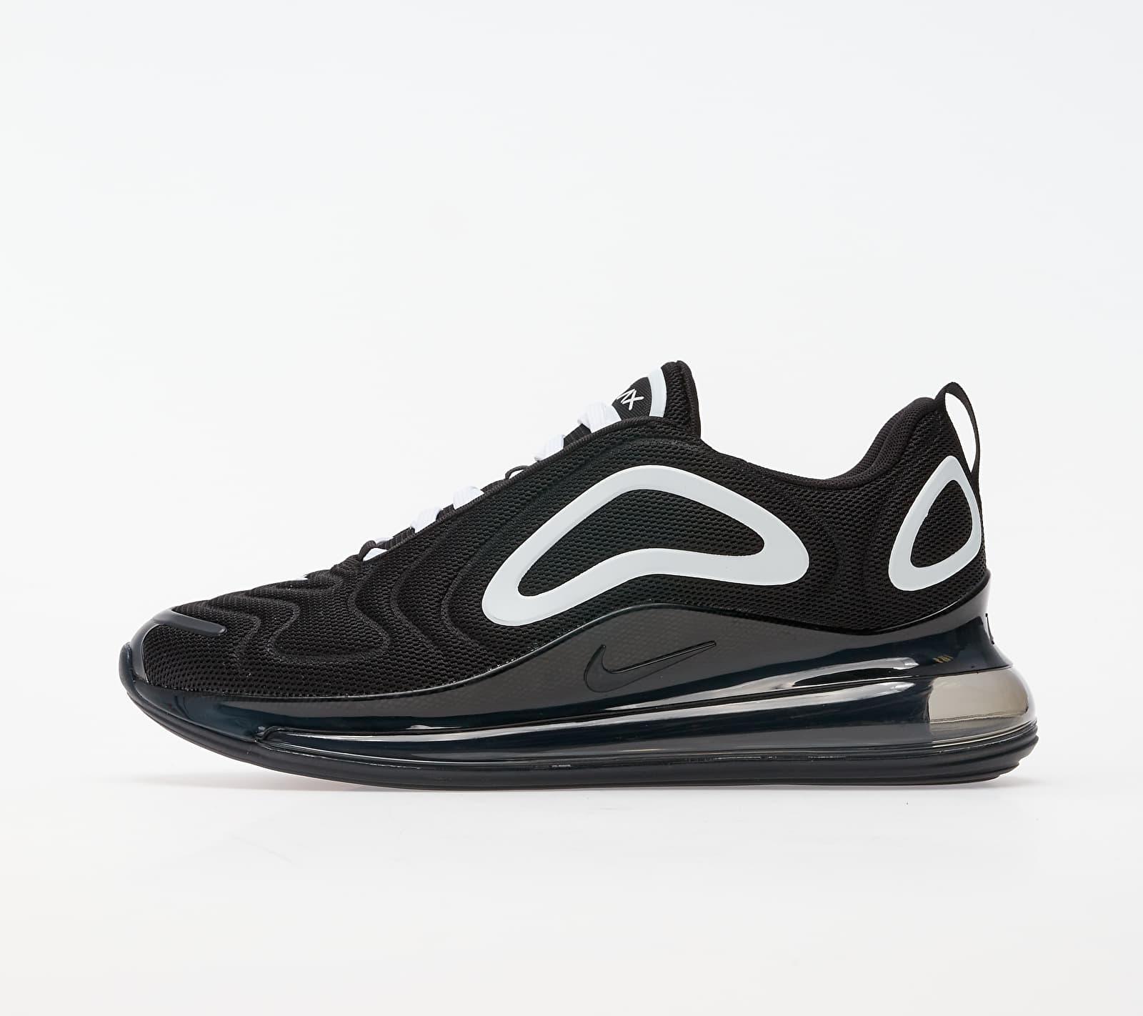Nike Air Max 720 Black/ White-Anthracite EUR 39