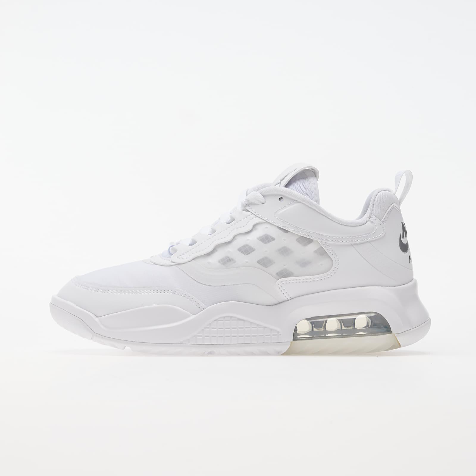 Men's shoes Jordan Max 200 White/ Metallic Silver