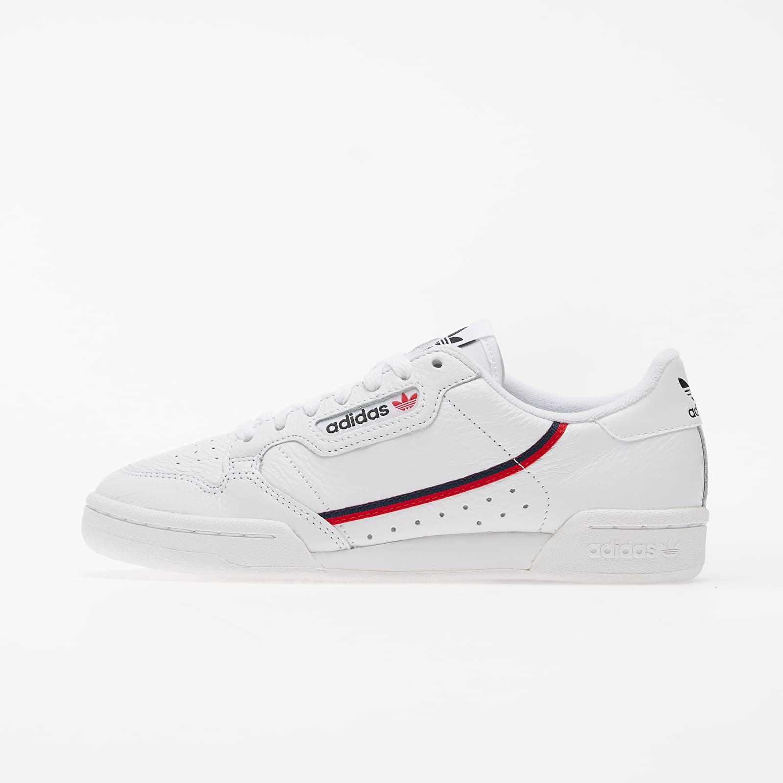 Men's shoes adidas Continental 80 Cloud White/ Scarlet/ Collegiate Navy