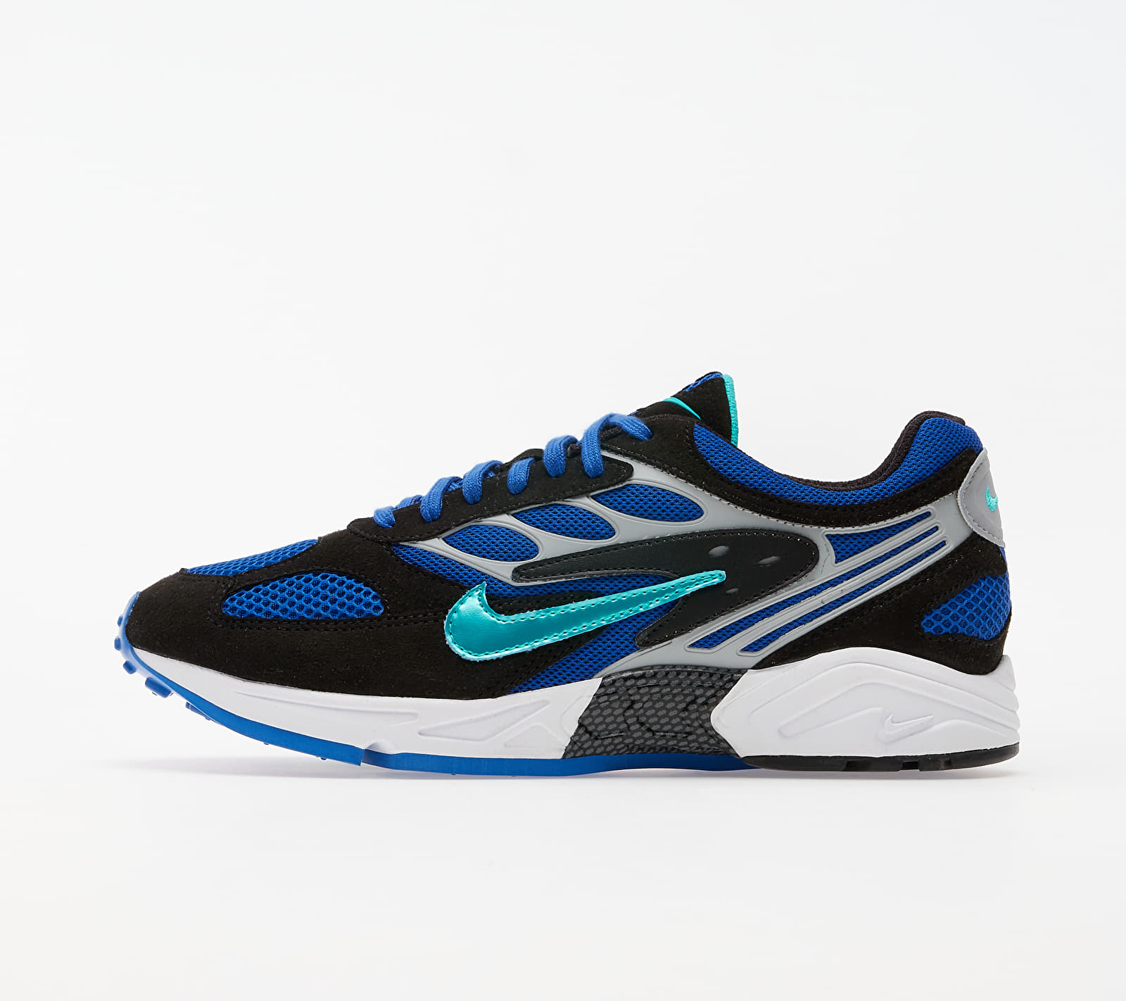 Nike Air Ghost Racer Black/ Hyper Jade-Racer Blue-Wolf Grey EUR 45