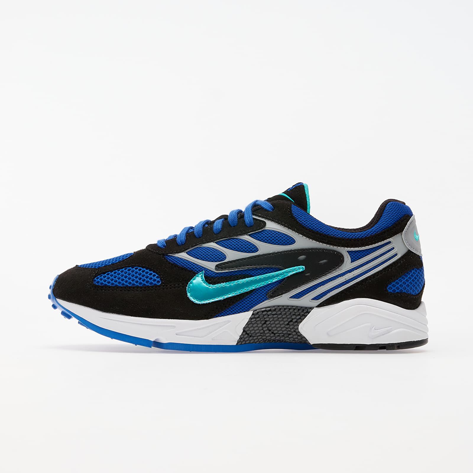 Pánské tenisky a boty Nike Air Ghost Racer Black/ Hyper Jade-Racer Blue-Wolf Grey
