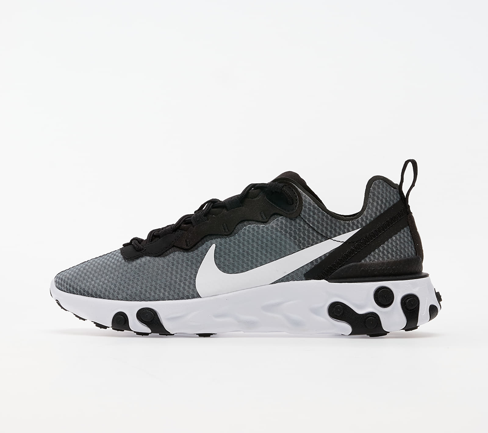 Nike React Element 55 Se Black/ White EUR 38.5