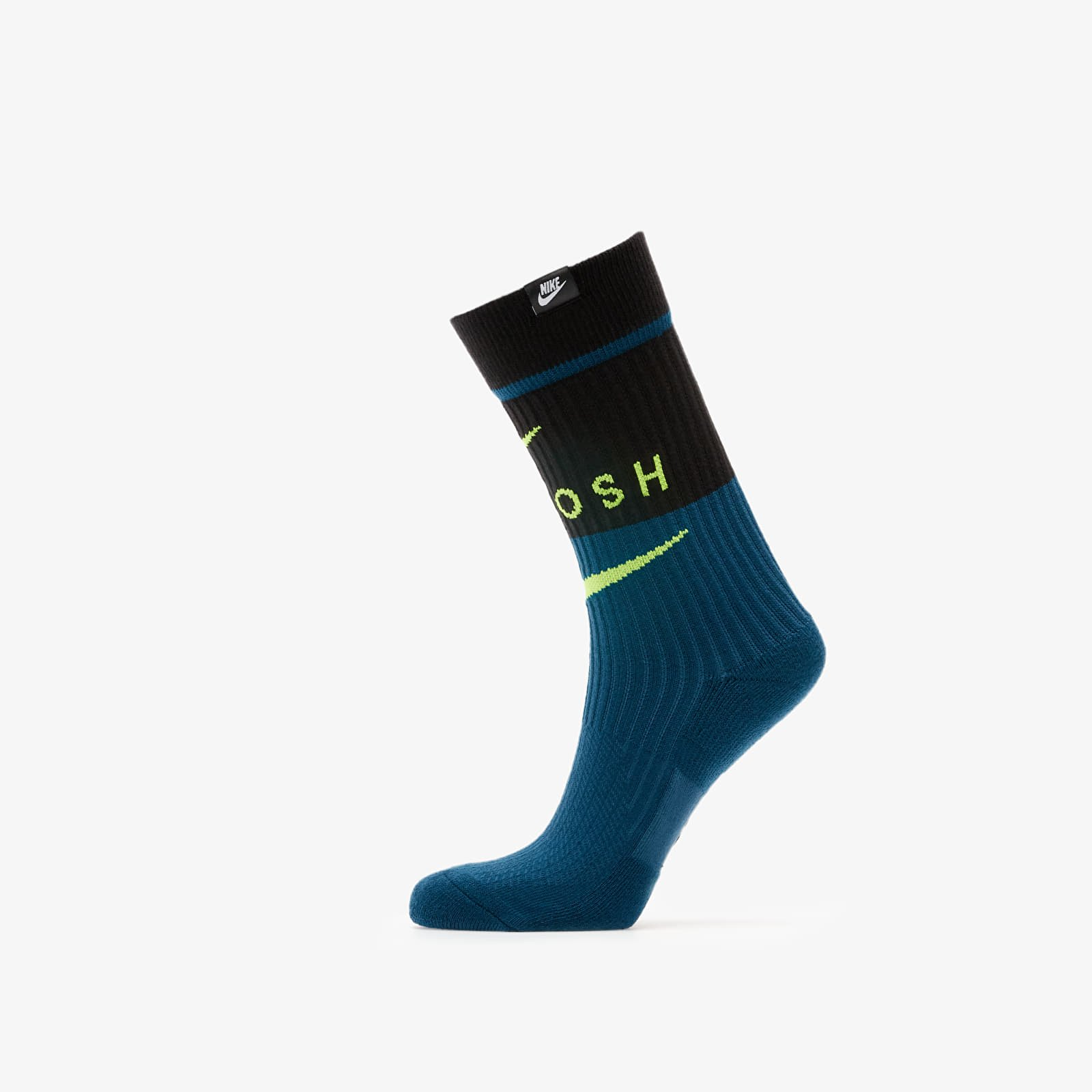 Socks Nike Sneaker Sox 2 Pair - Swoosh Crew Socks Multi-Color