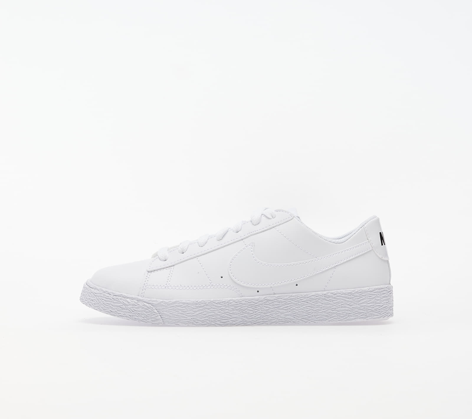 Nike Blazer Low (GS) White/ White-Black EUR 36.5