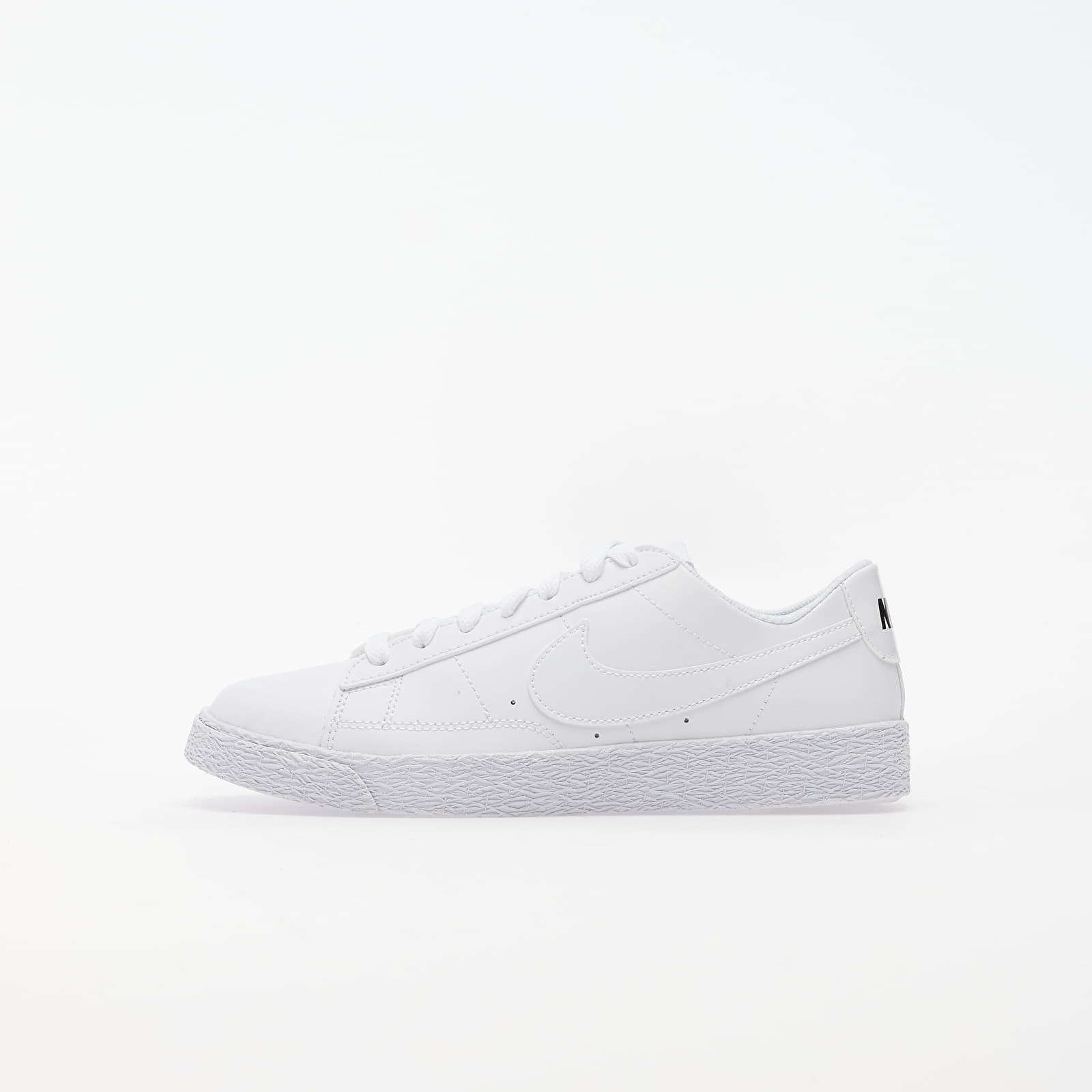 Chaussures et baskets enfants Nike Blazer Low (GS) White/ White-Black