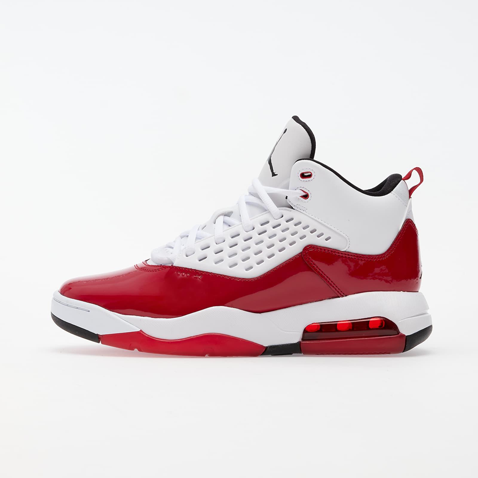 Pánské tenisky a boty Jordan Maxin 200 White/ Black-Gym Red