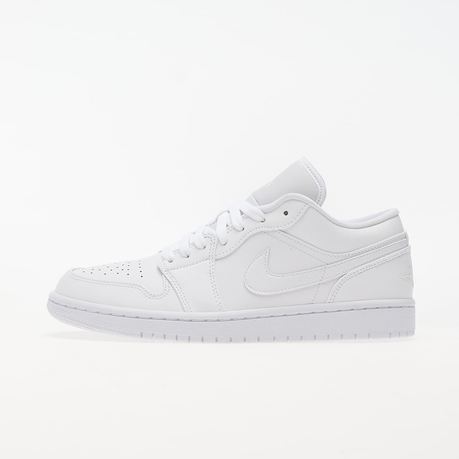 Frauen Jordan Wmns Air 1 Low White/ White-White