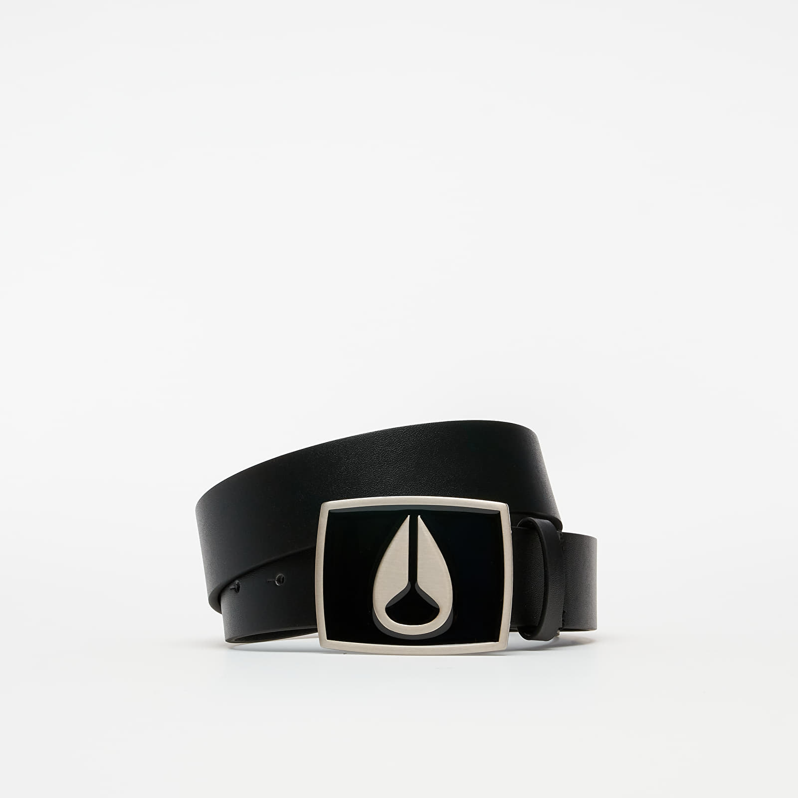 Curele Nixon Enamel Icon II Belt Black