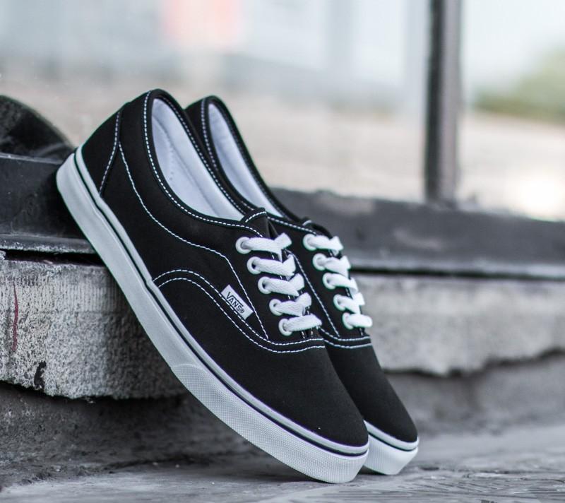 Women's shoes Vans LPE Black/White
