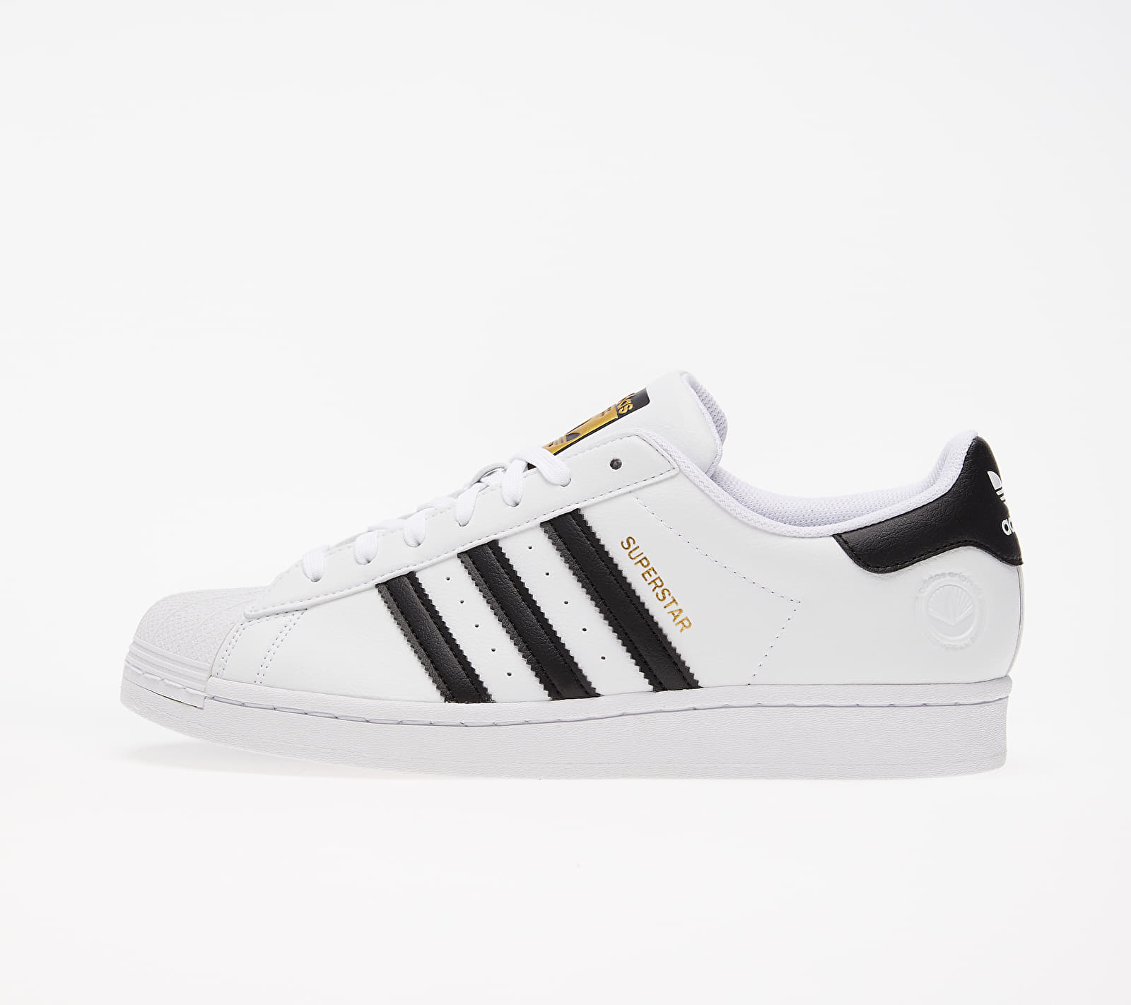 adidas Superstar Vegan Ftw White/ Core Black/ Green EUR 41 1/3