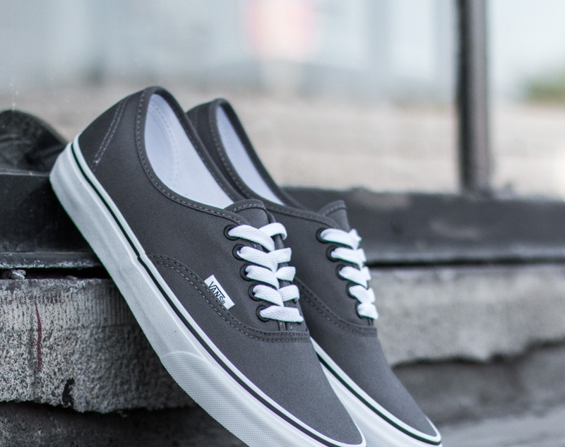 Vans Authentic Pewter/Black EUR 42.5