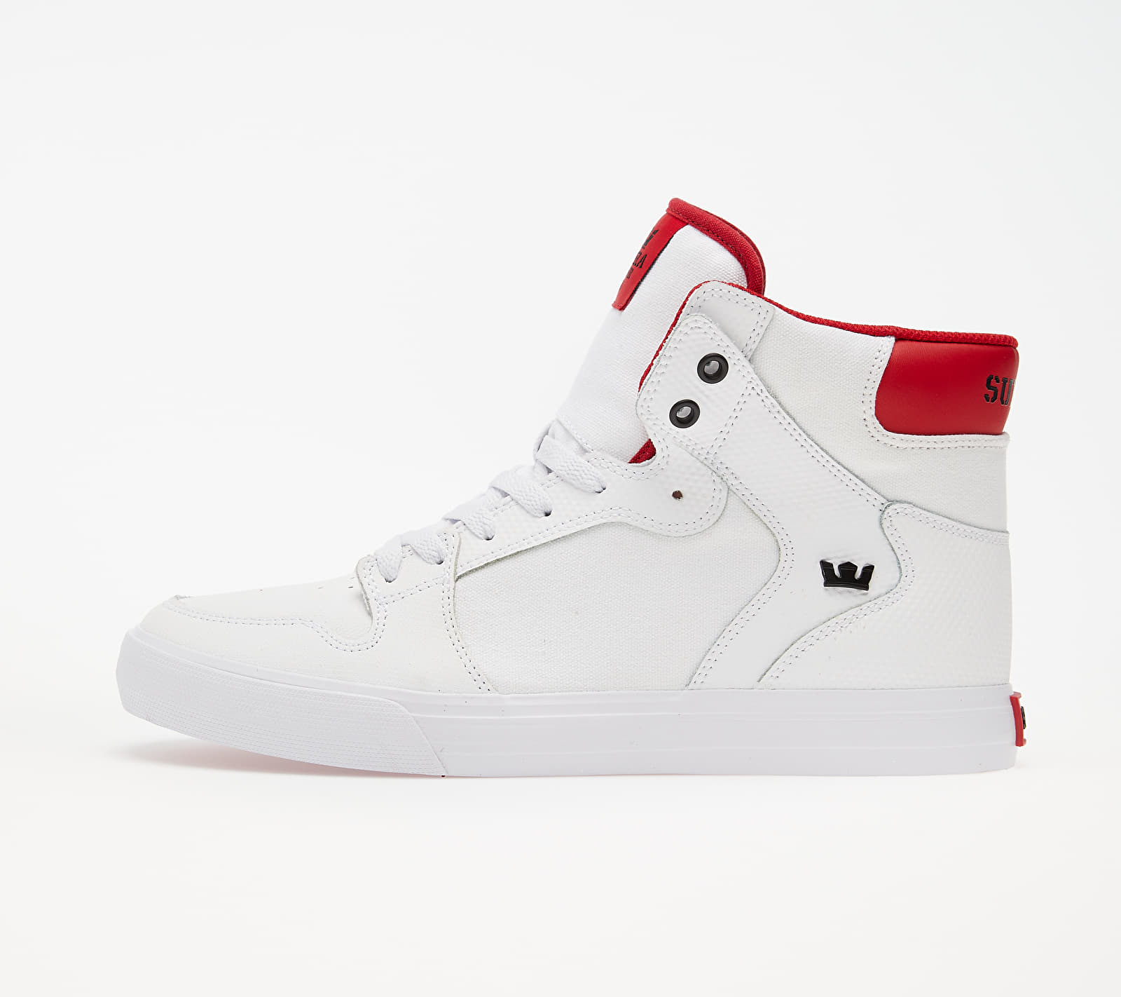 Supra Vaider White/ Red-White EUR 45.5
