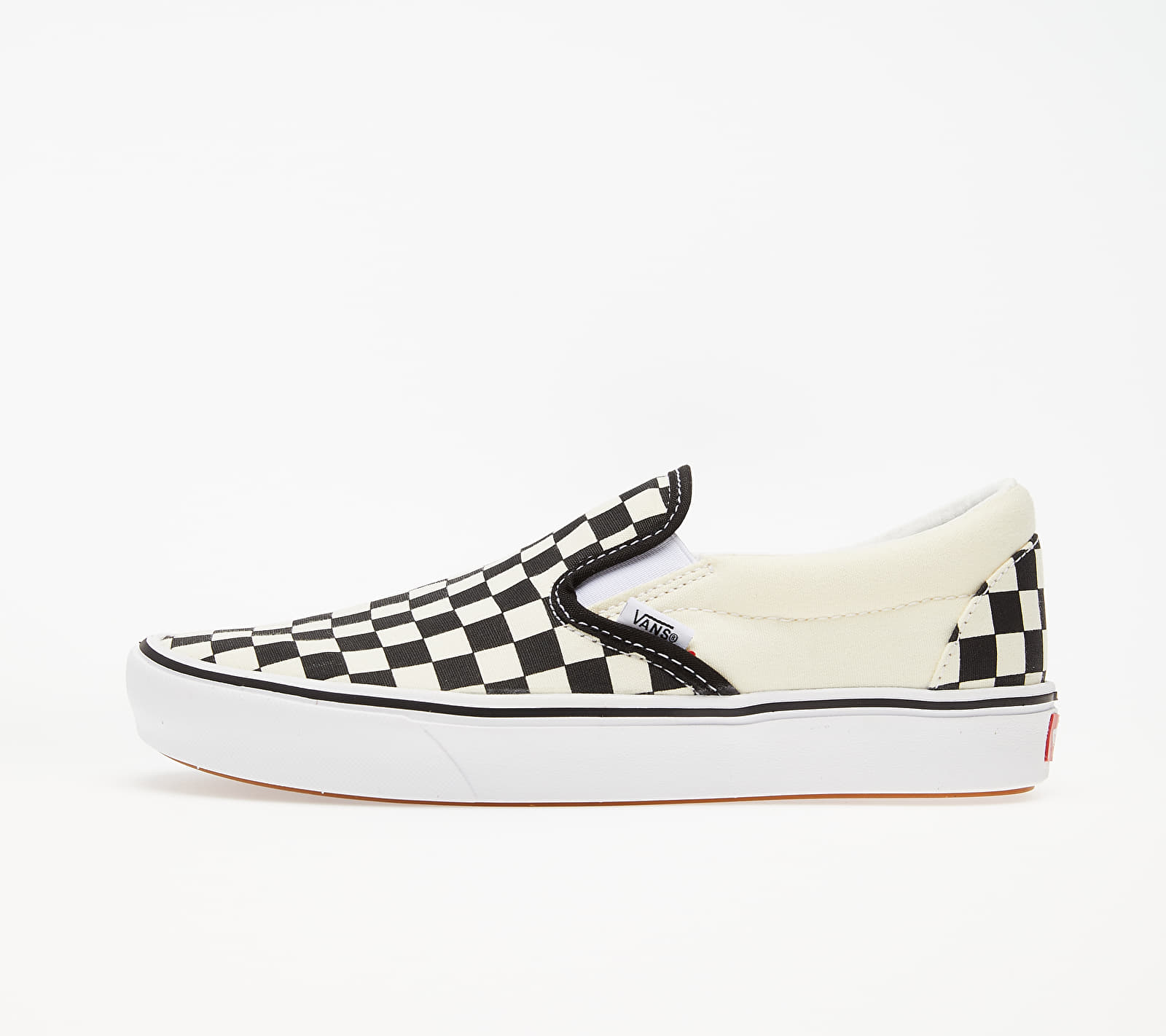 Vans ComfyCush Slip-On (Classic) Checkerboardard/ True White EUR 43