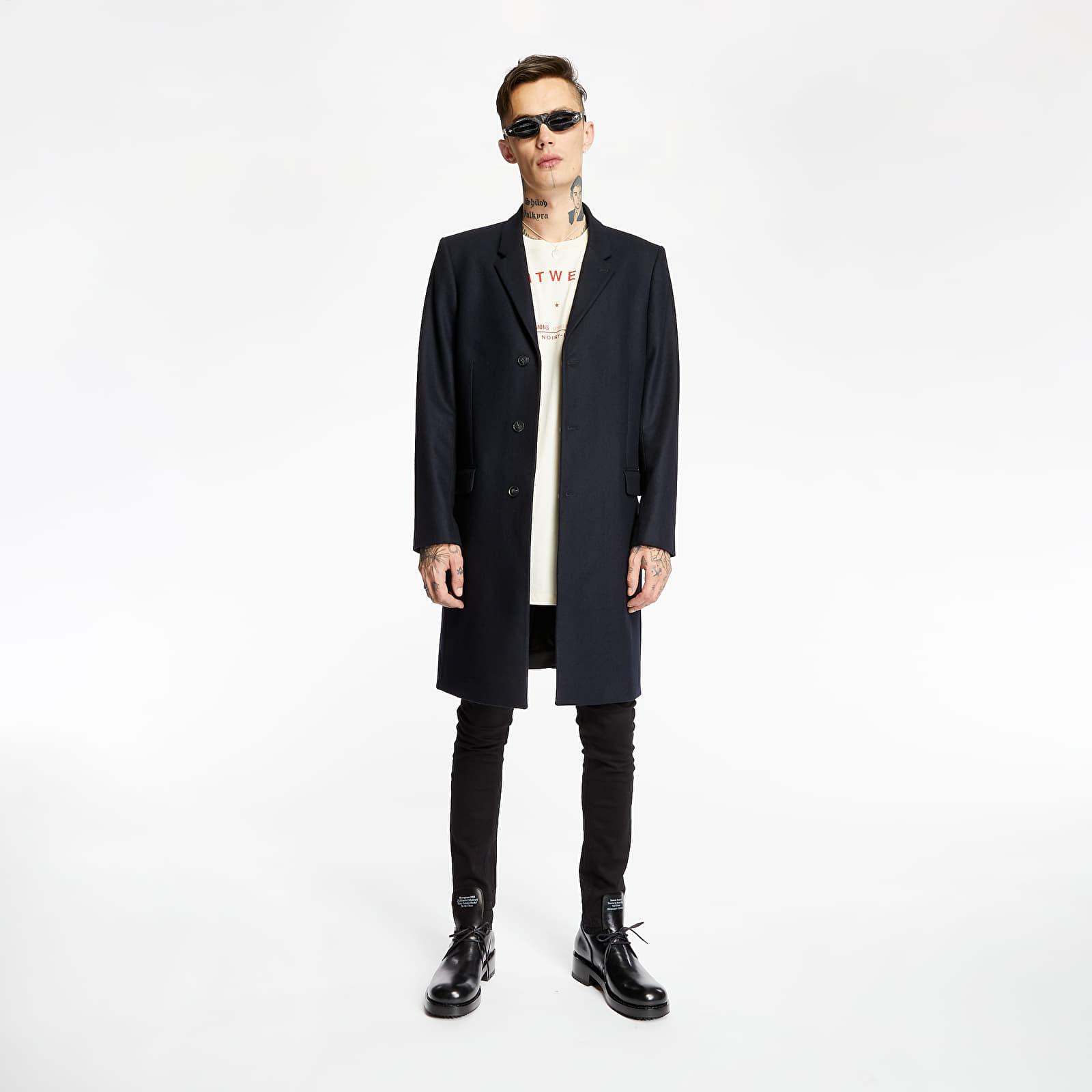 Jackets and Coats Junk de Luxe Rune Coat Dark Navy