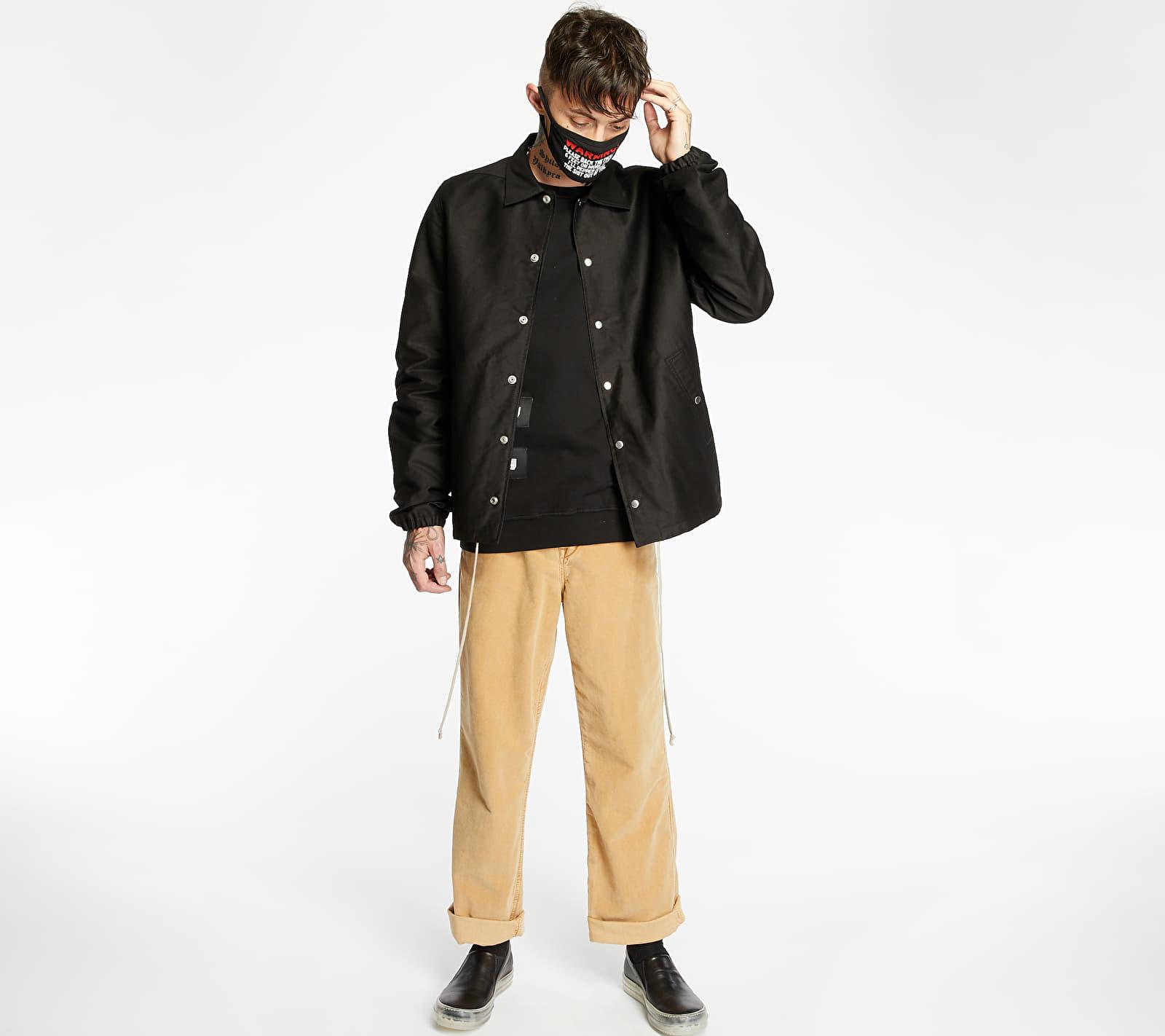 Rick Owens DRKSHDW Snap Front Jacket Black L