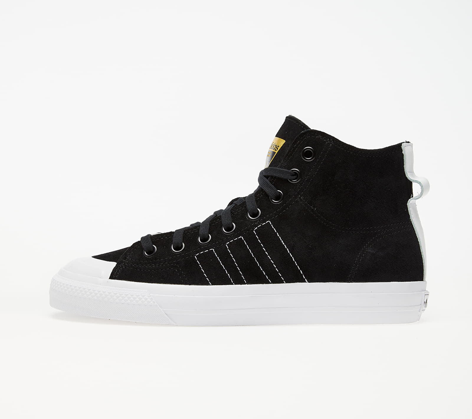 adidas Nizza Hi Rf Core Black/ Core Black/ Ftw White EUR 46 2/3