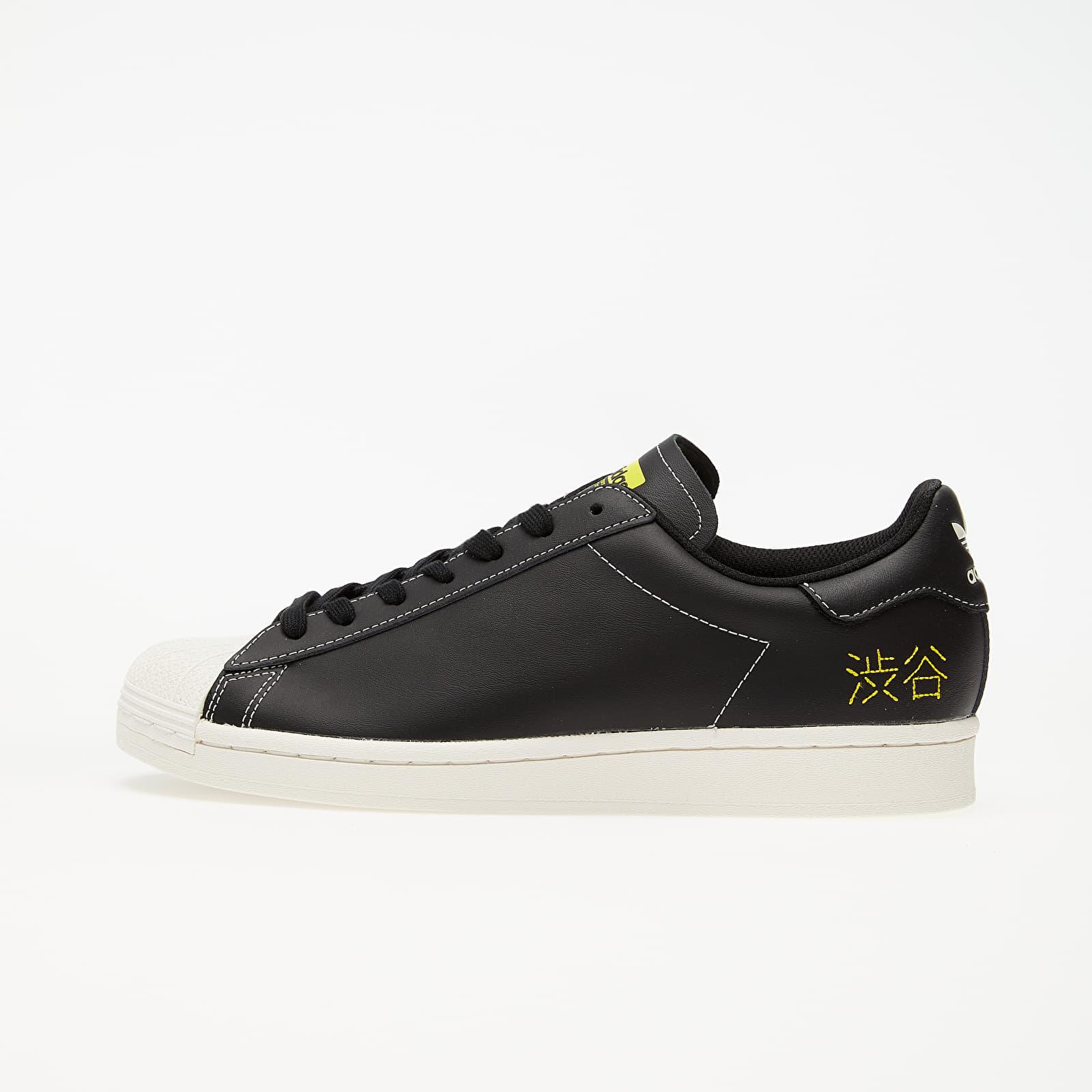 Men's shoes adidas Superstar Pure Core Black/ Core Black/ Core White