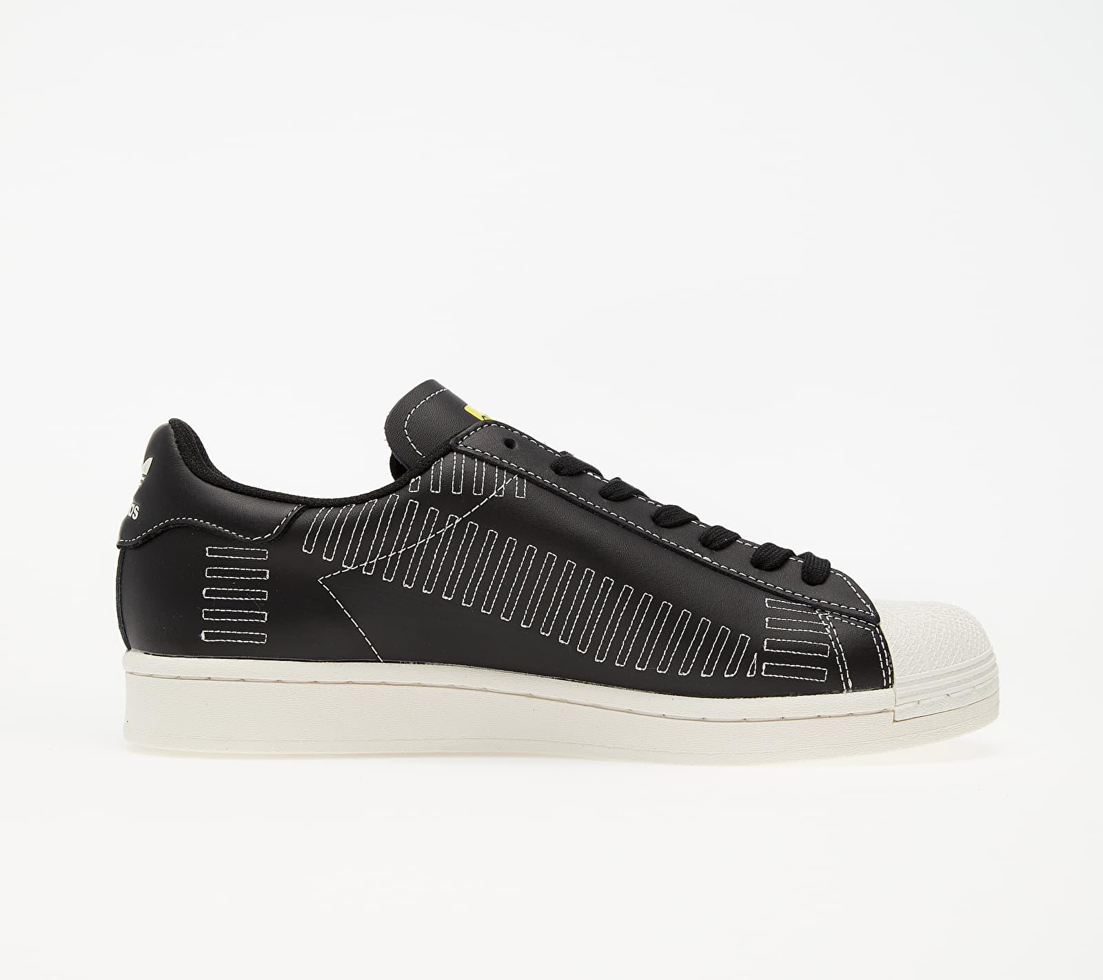 adidas Superstar Pure Core Black/ Core Black/ Core White