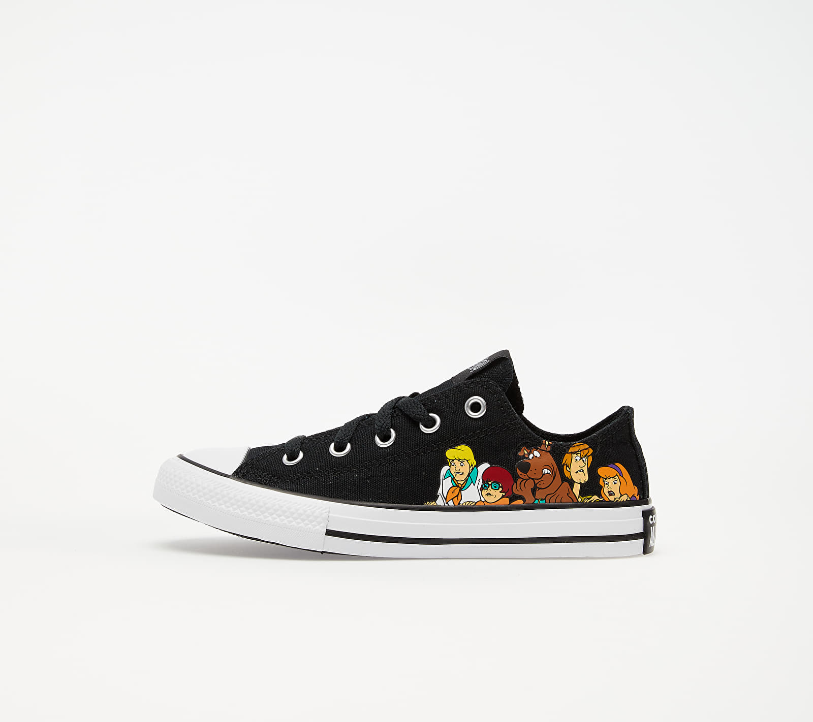 Converse x Scooby-Doo Chuck Taylor All Star Ox Black/ Multi/ White EUR 30