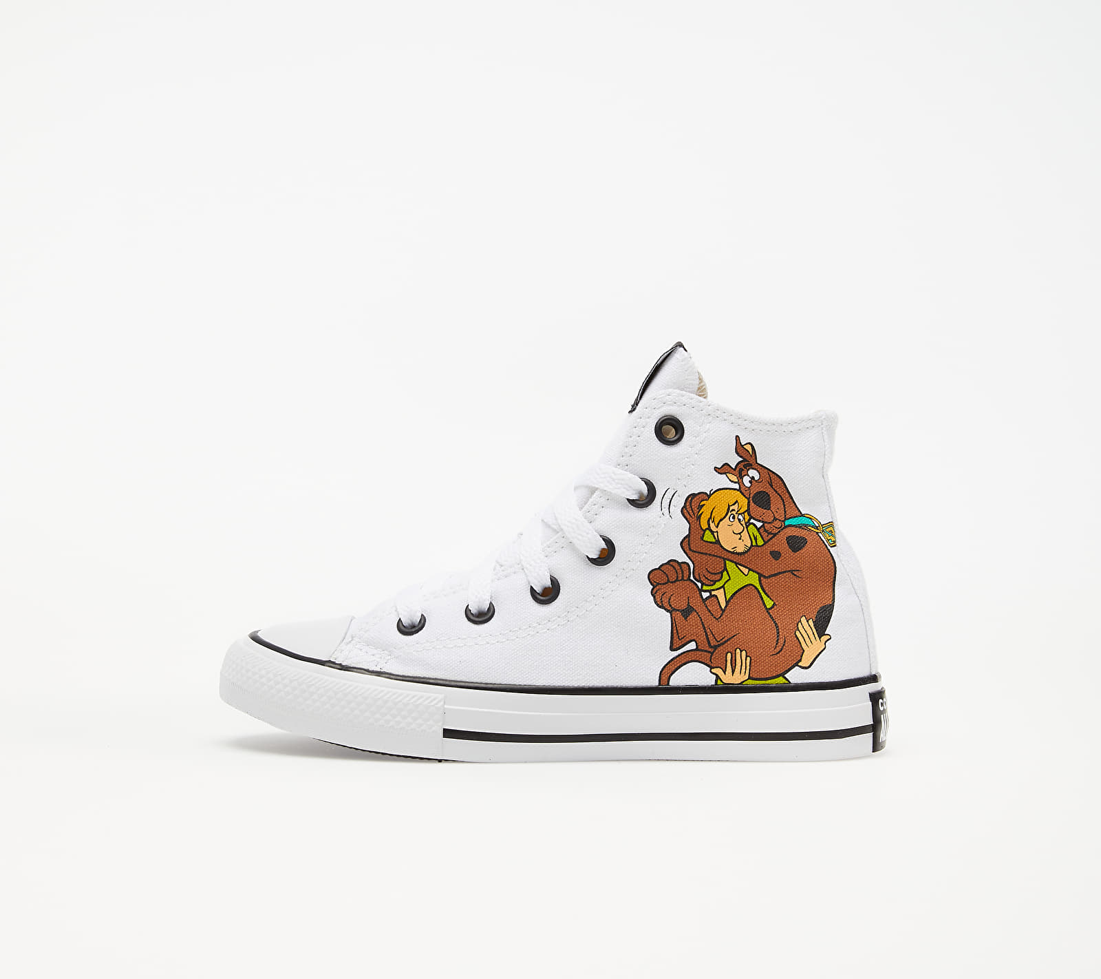 Converse X Scooby-Doo Chuck Taylor All Star Hi White/ Multi/ Black EUR 31