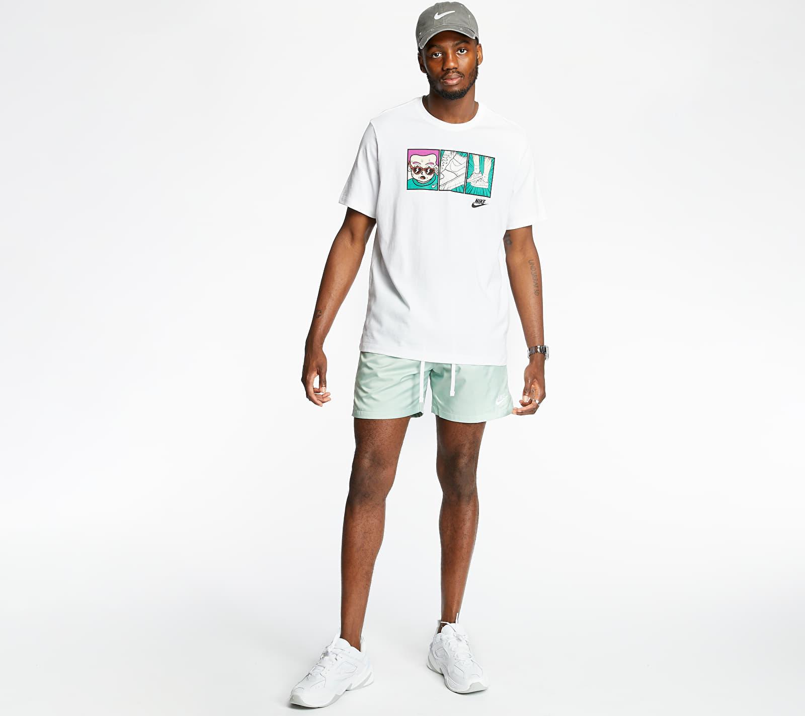 Nike Sportswear Ftwr 1 Illustration Tee White/ Black