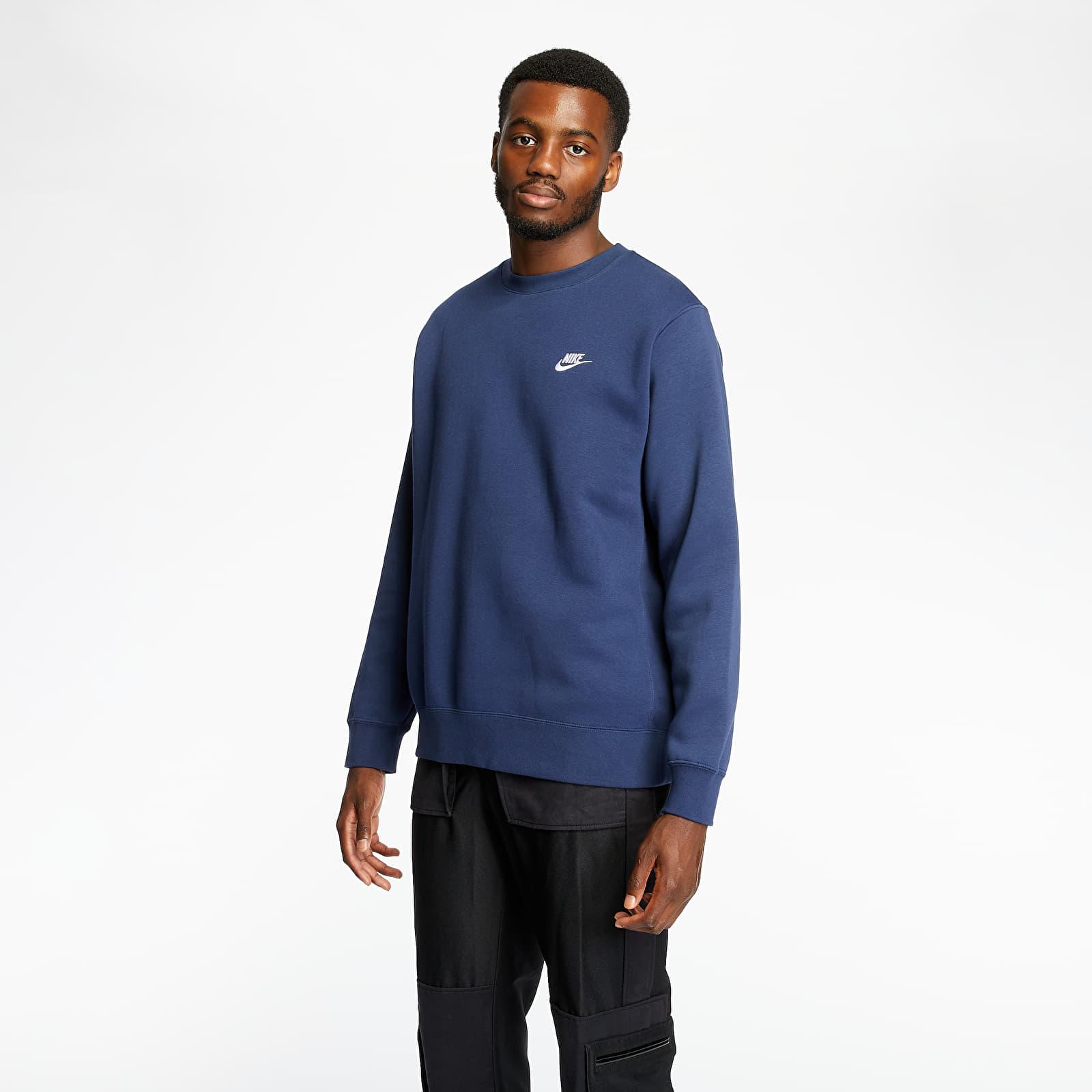 Pants and jeans Nike Sportswear Club Crewneck Navy