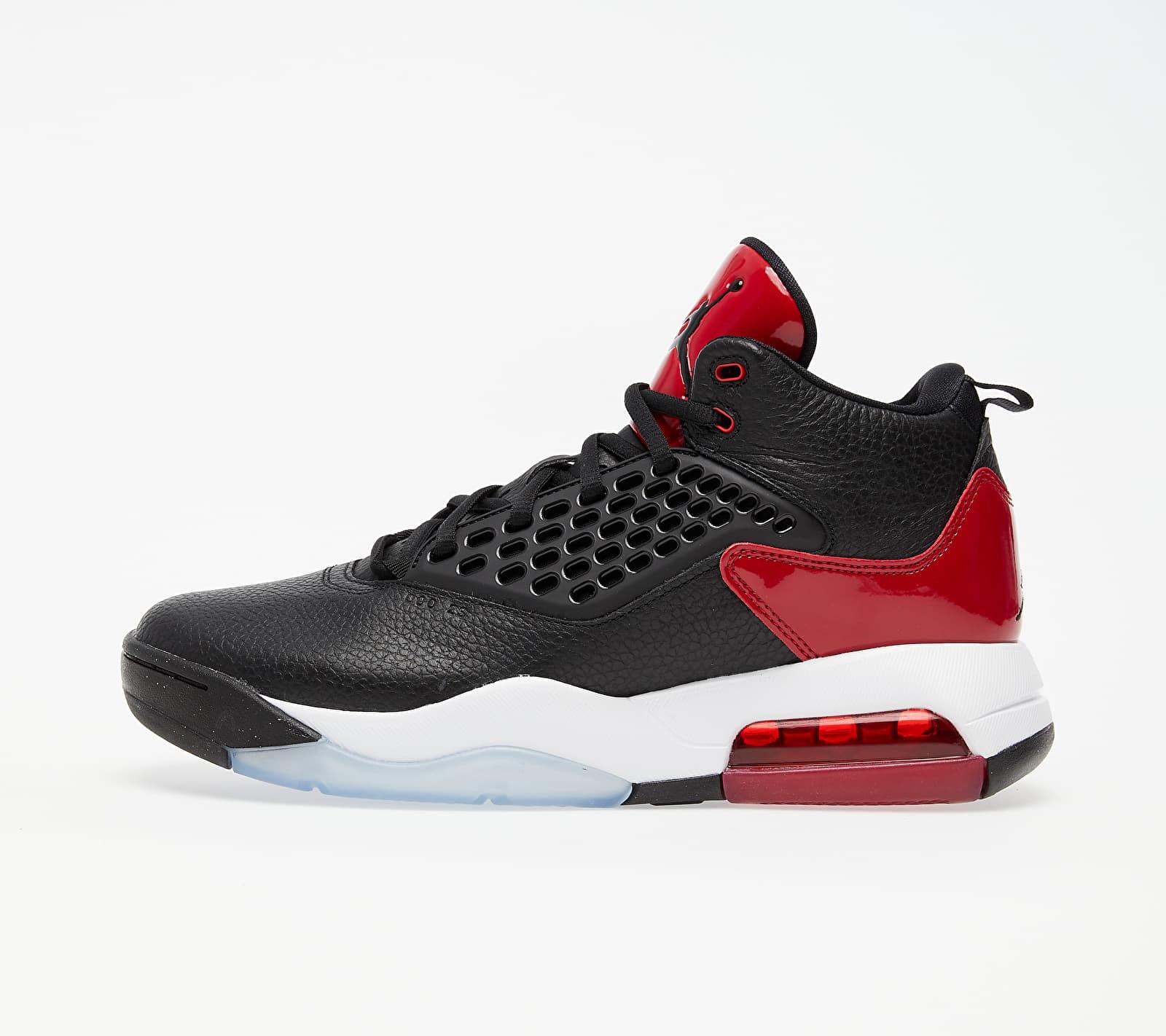Jordan Maxin 200 Black/ Black-Gym Red-White EUR 46