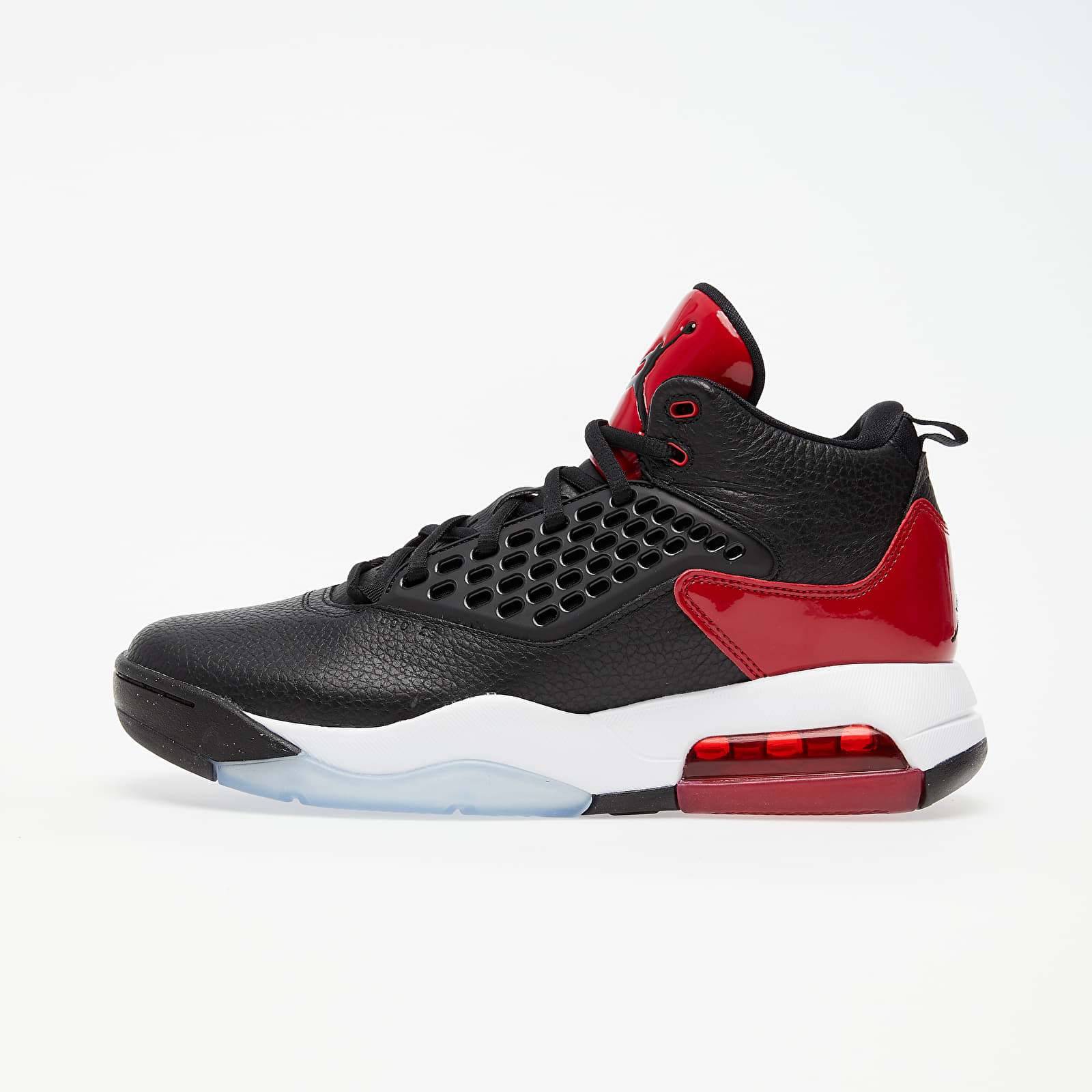 Chaussures et baskets homme Jordan Maxin 200 Black/ Black-Gym Red-White