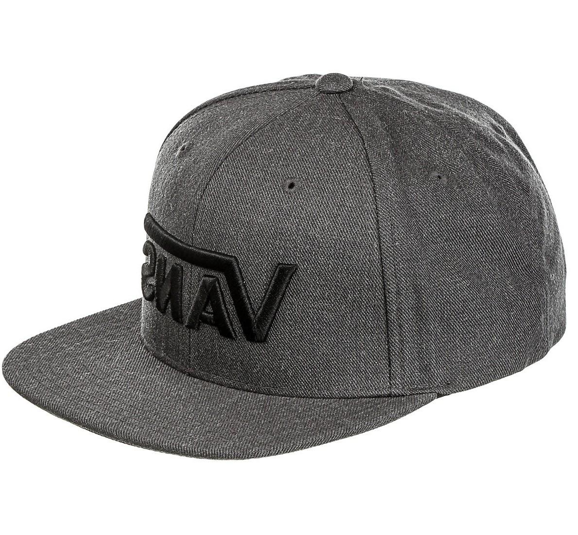 fd1f0e0c0f42 Vans Drop V Snapback Black | Footshop