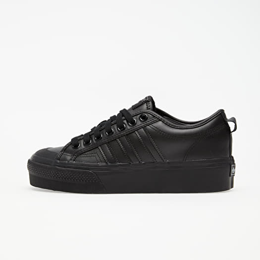 adidas Nizza Platform WCore Black/ Core Black/ Core Black