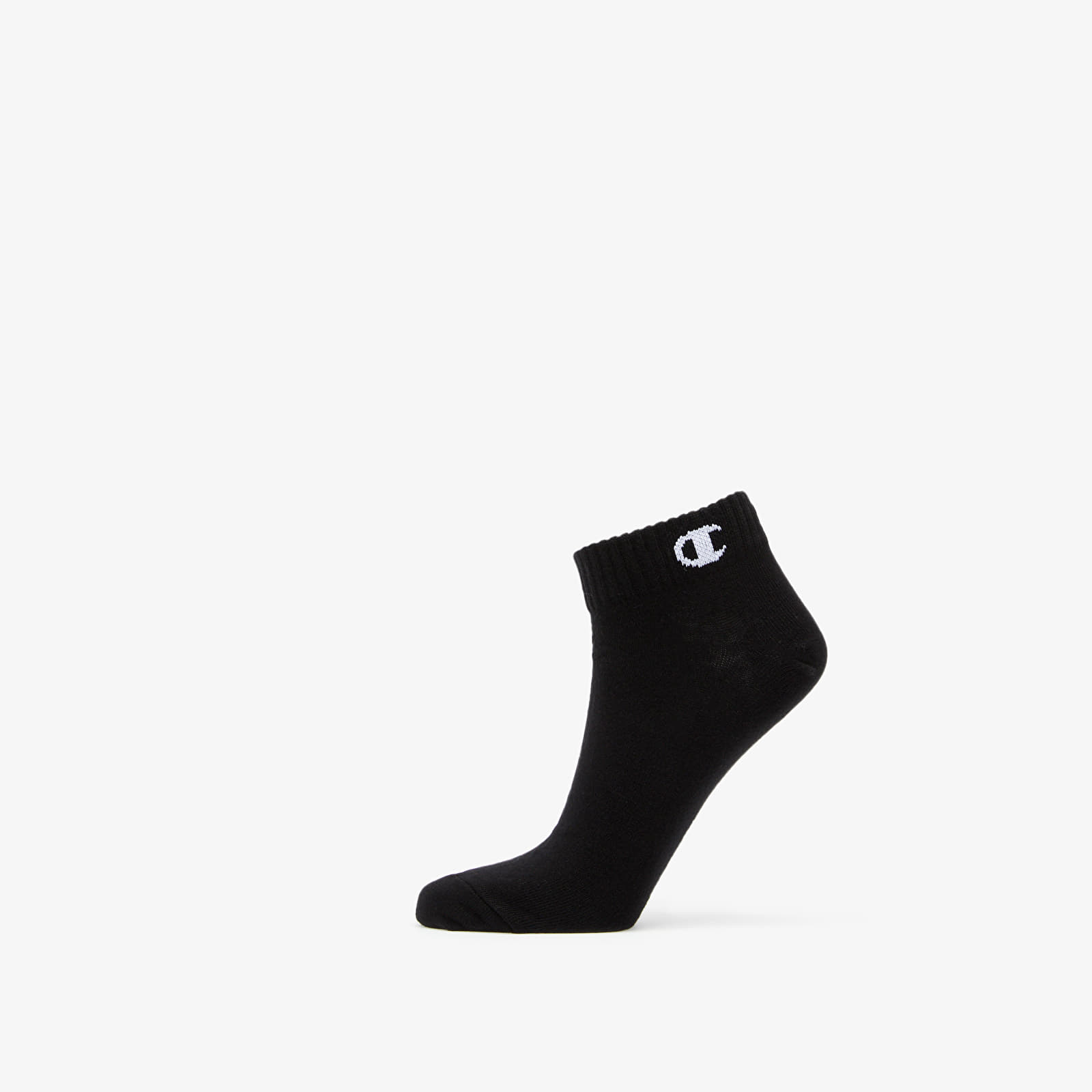 Socken Champion 3Pack Ankle Socks Black
