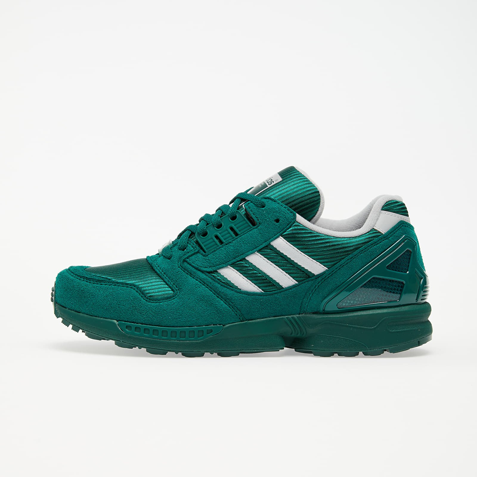 Men's shoes adidas ZX 8000 Core Green/ Grey Two/ Ftw White