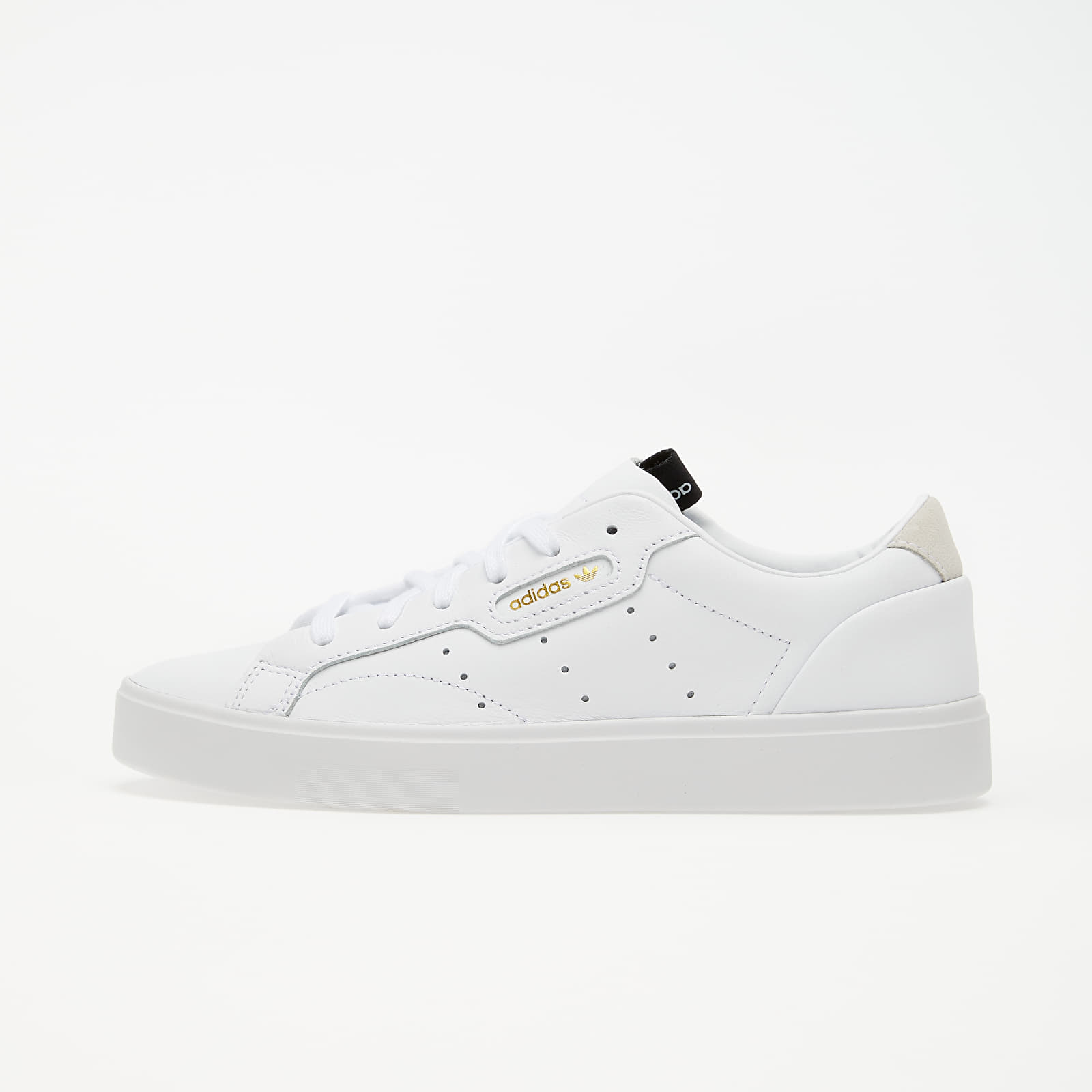 Chaussures et baskets femme adidas Sleek W Ftw White/ Ftw White/ Crystal White