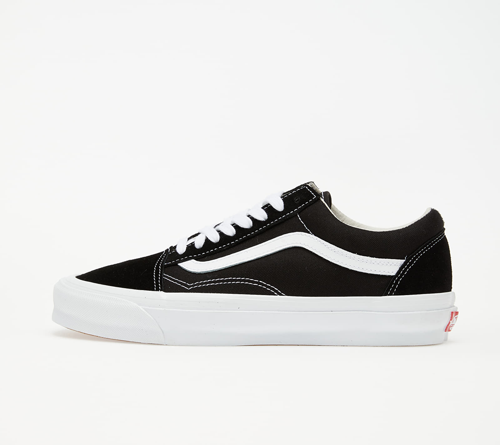 Vans Vault OG Old Skool LX (Suede/ Canvas) Black EUR 38
