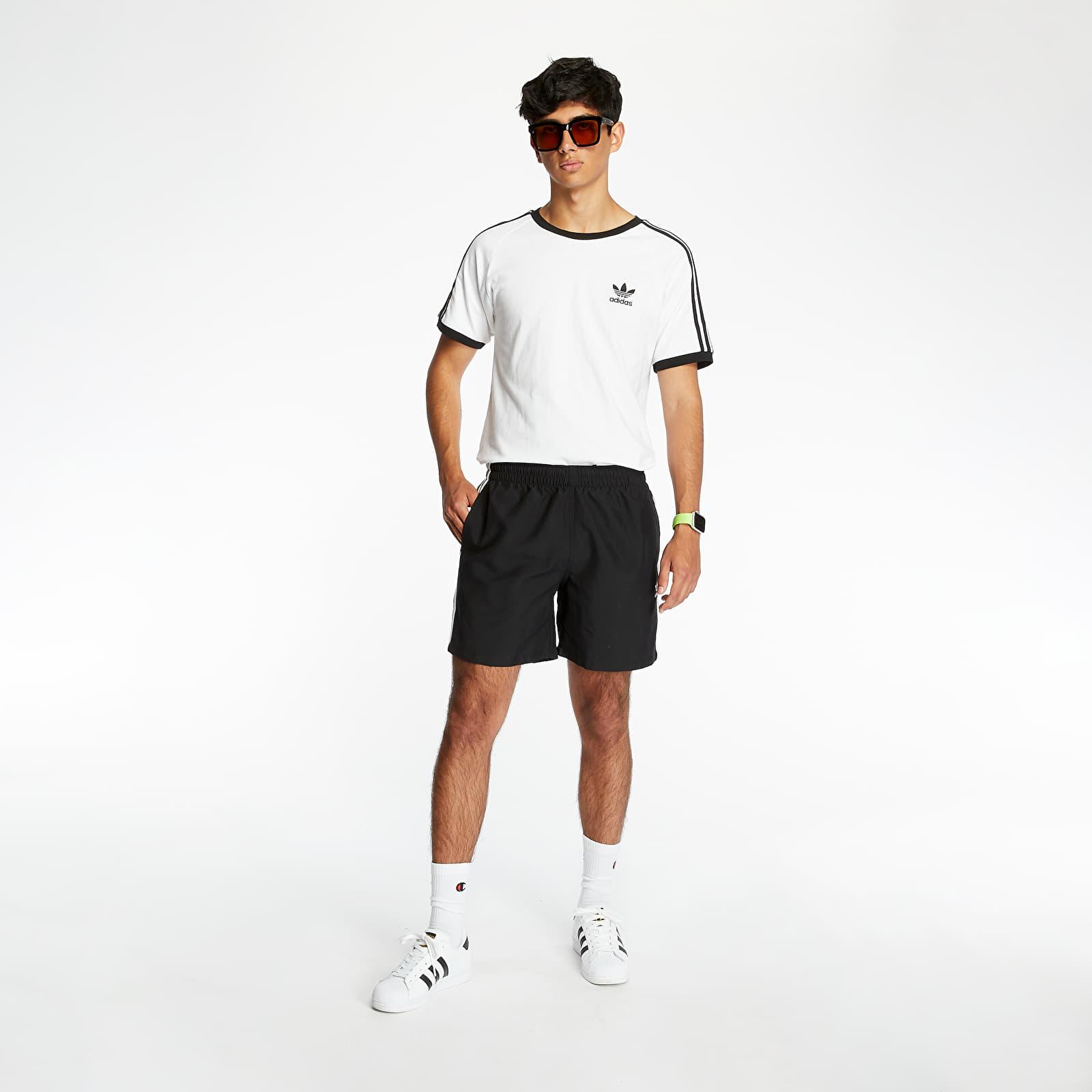 Swimsuit adidas 3 Stripes Swimwear Black