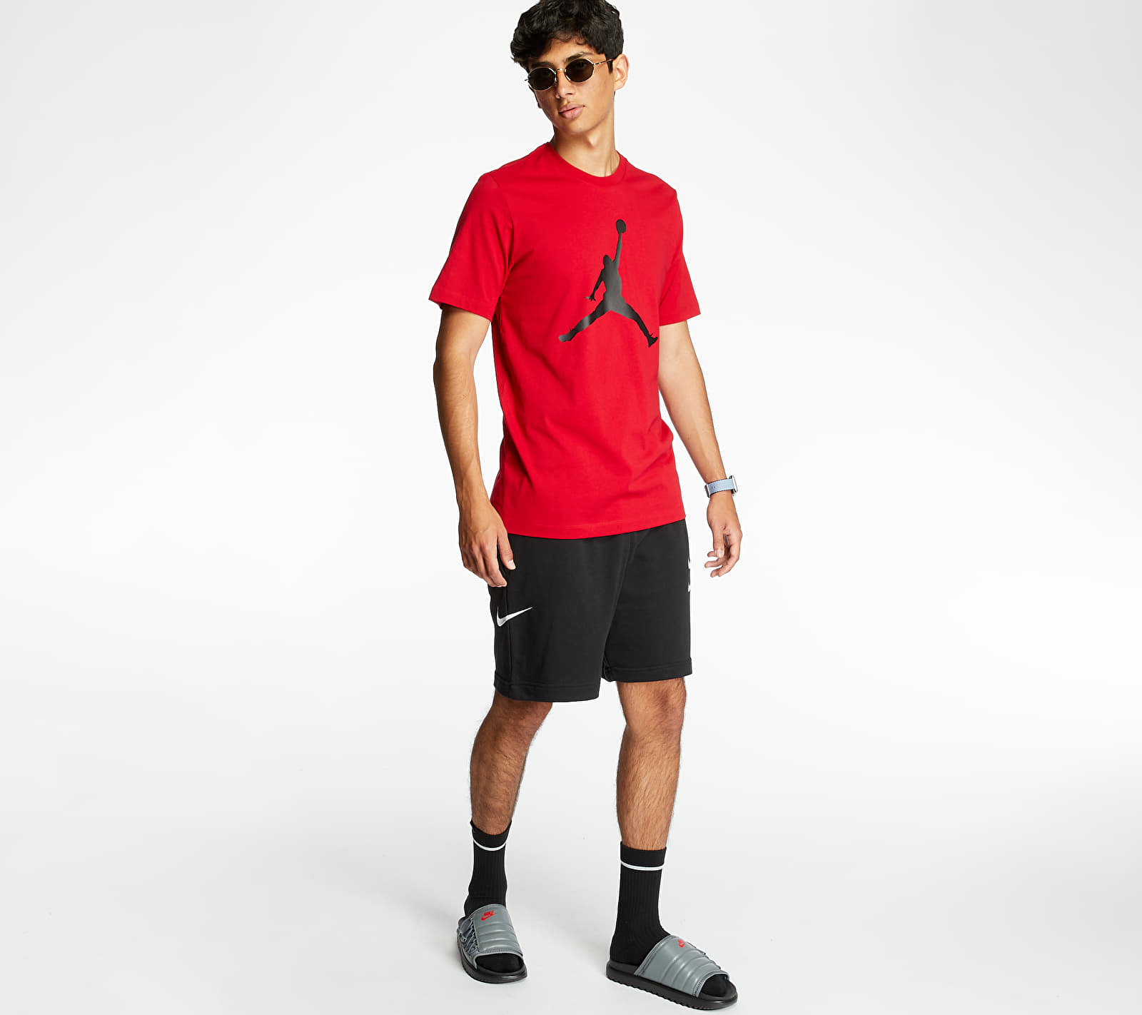 Jordan Air Jumpman Tee Red