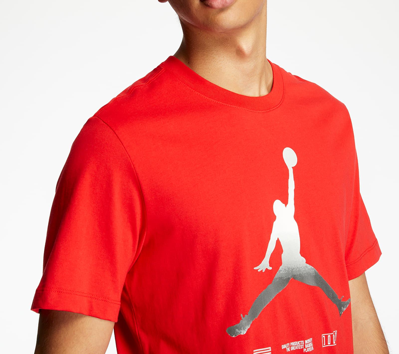 Jordan Legacy AJ11 Tee Red