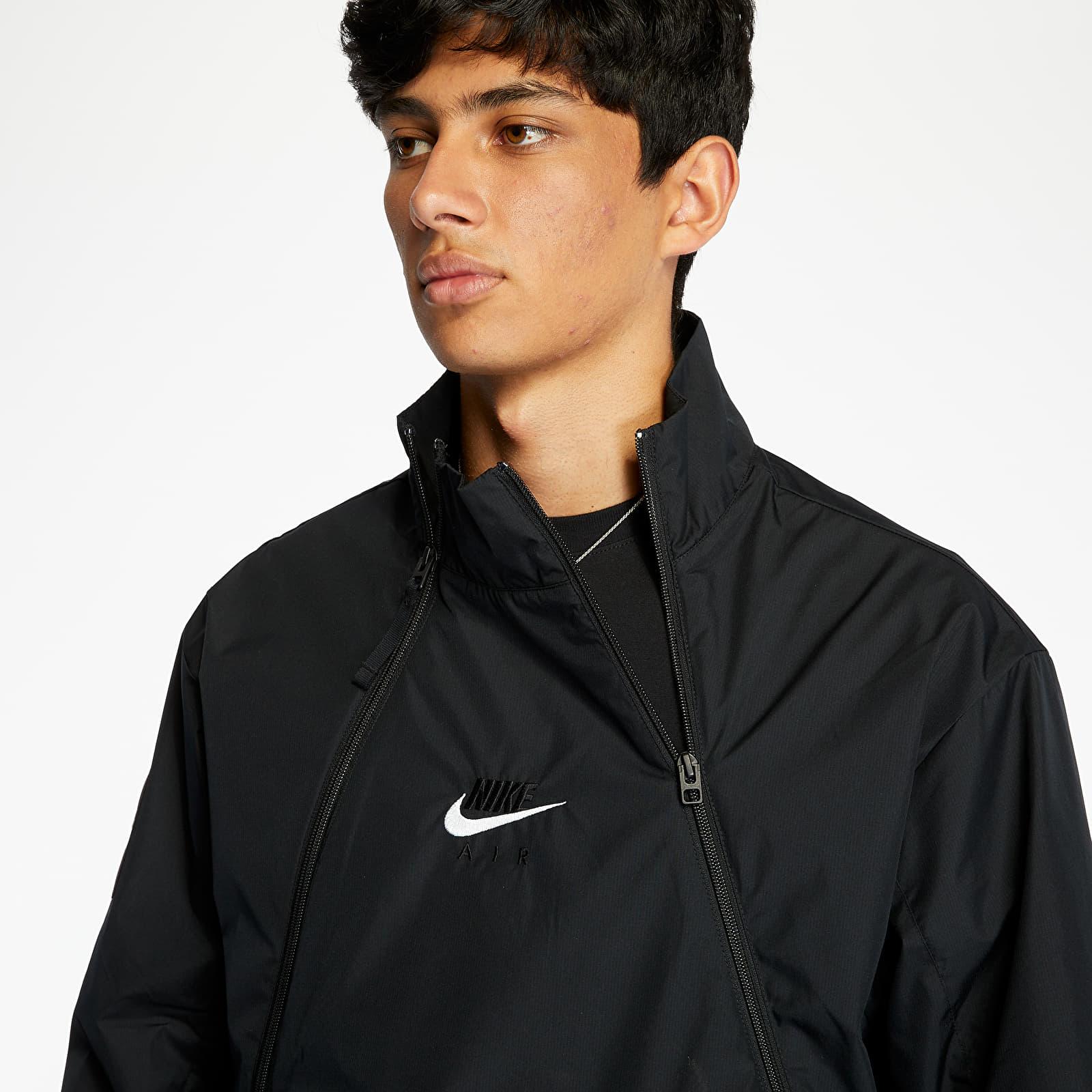 Bundy Nike Windbreaker Jacket Black