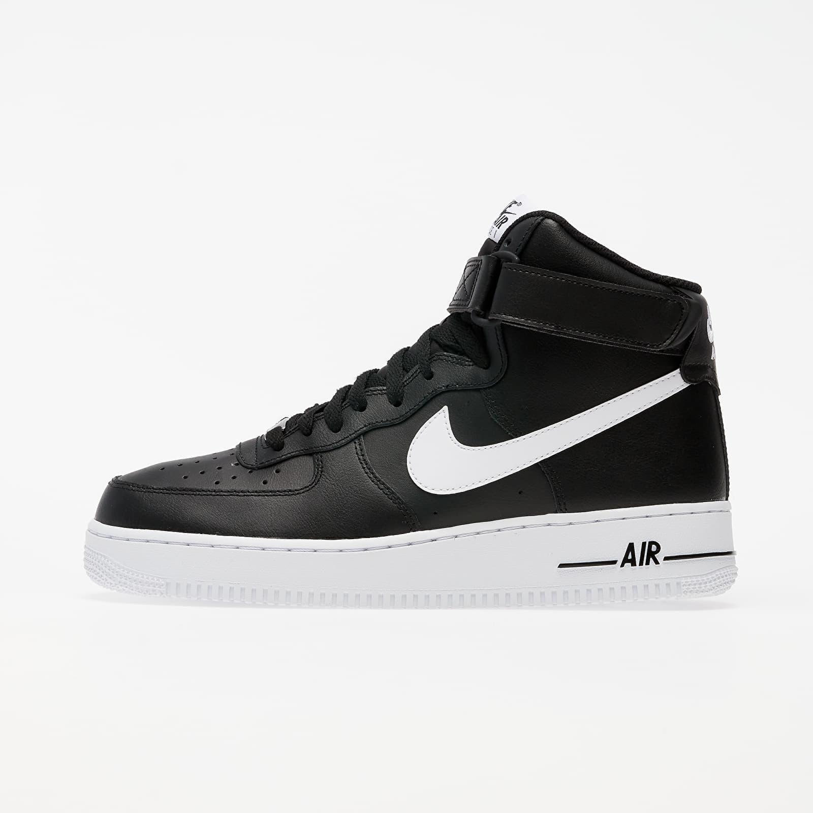 Men's shoes Nike Air Force 1 High '07 An20 Black/ White